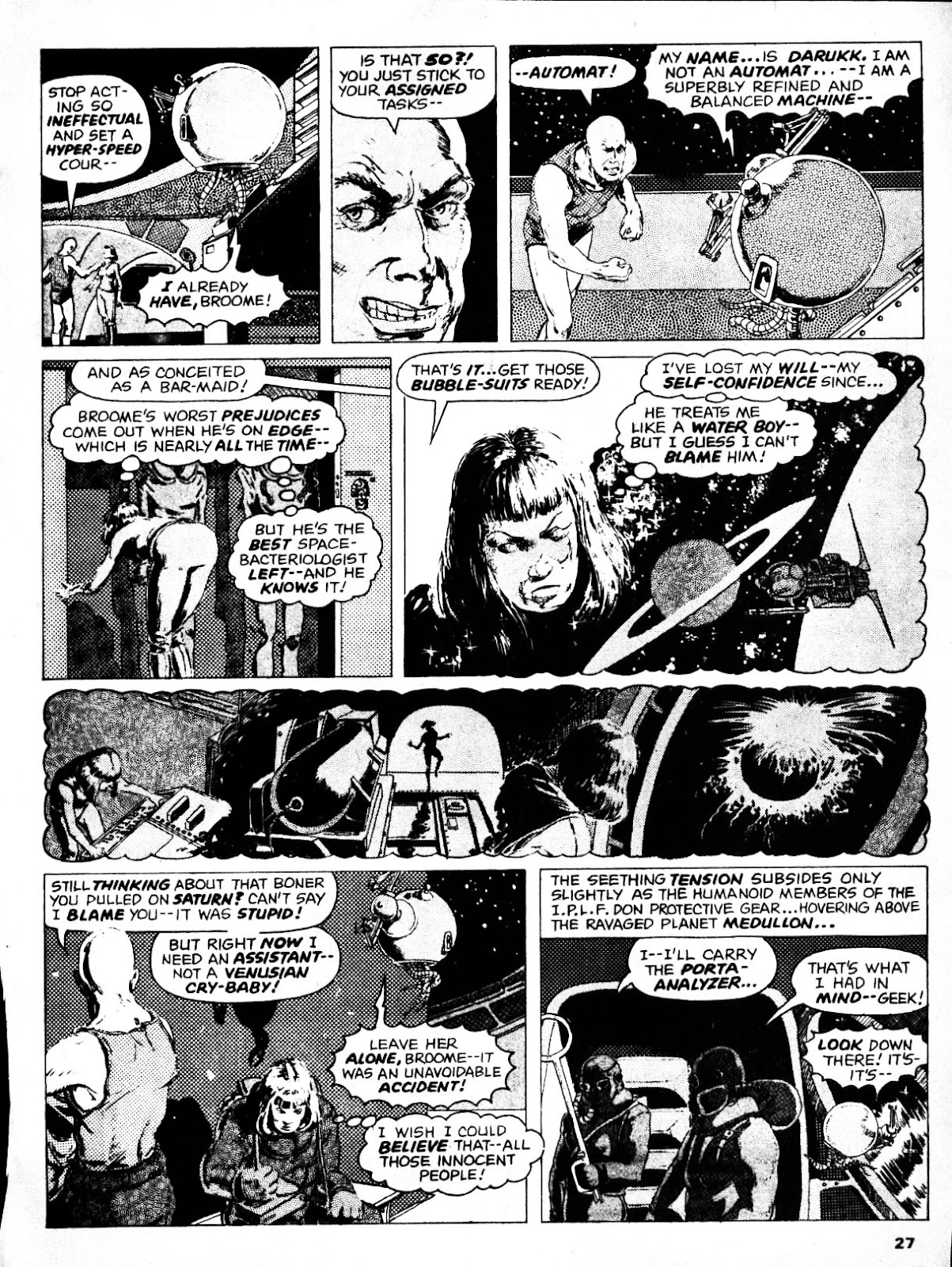 Nightmare (1970) issue 21 - Page 26