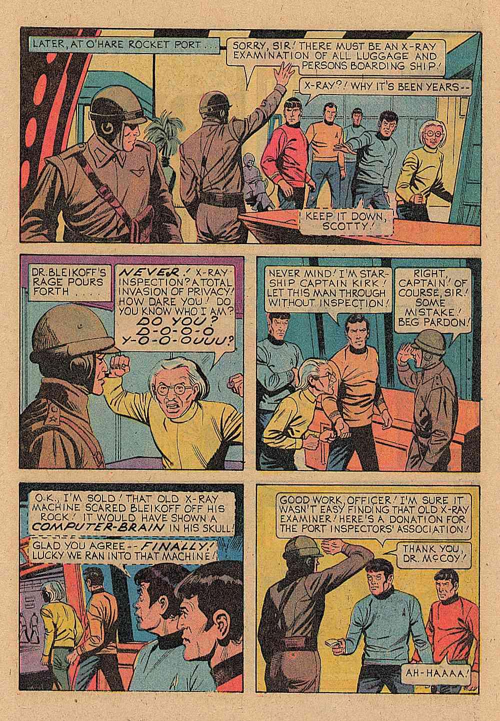 Star Trek (1967) issue 39 - Page 20