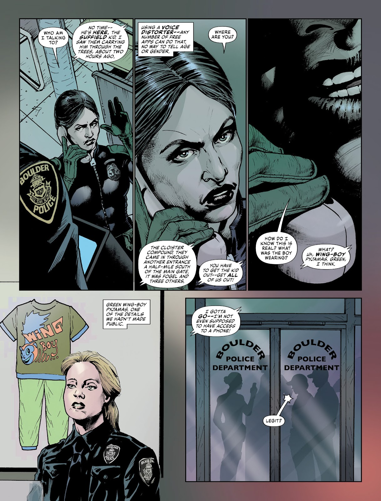 Judge Dredd Megazine (Vol. 5) issue 427 - Page 34