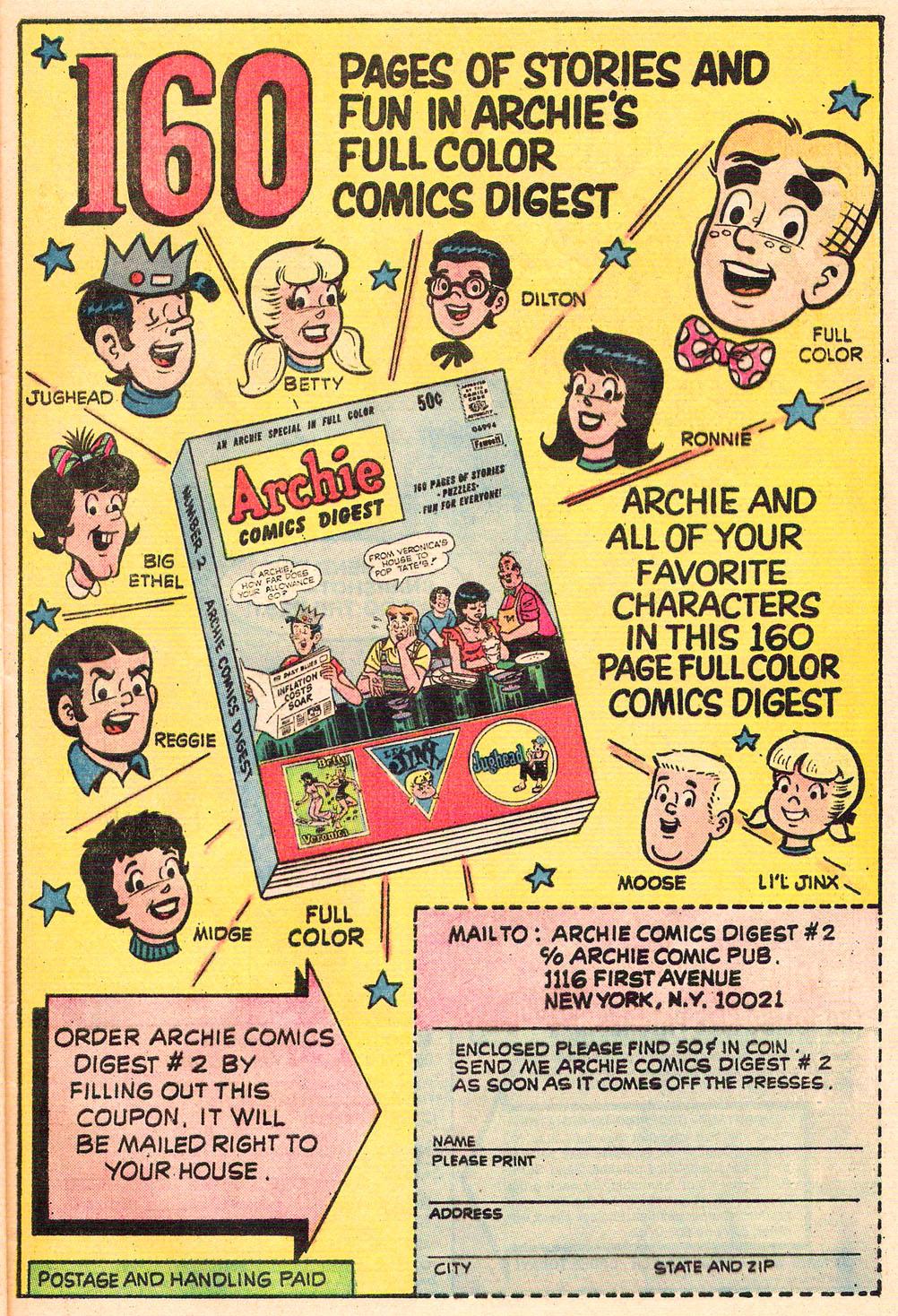 Read online She's Josie comic -  Issue #72 - 32