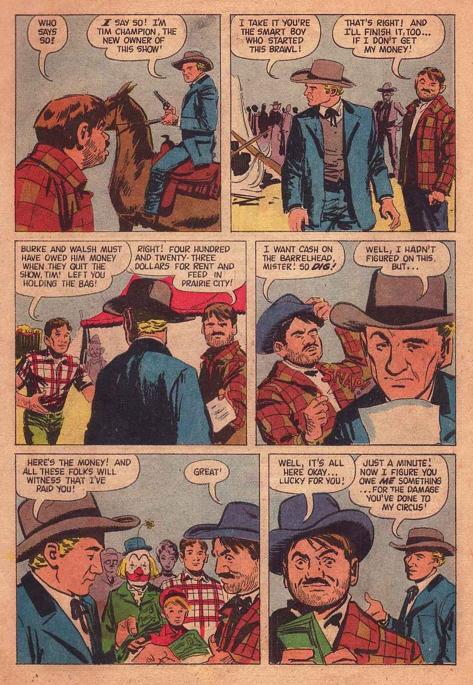 Four Color Comics issue 759 - Page 7