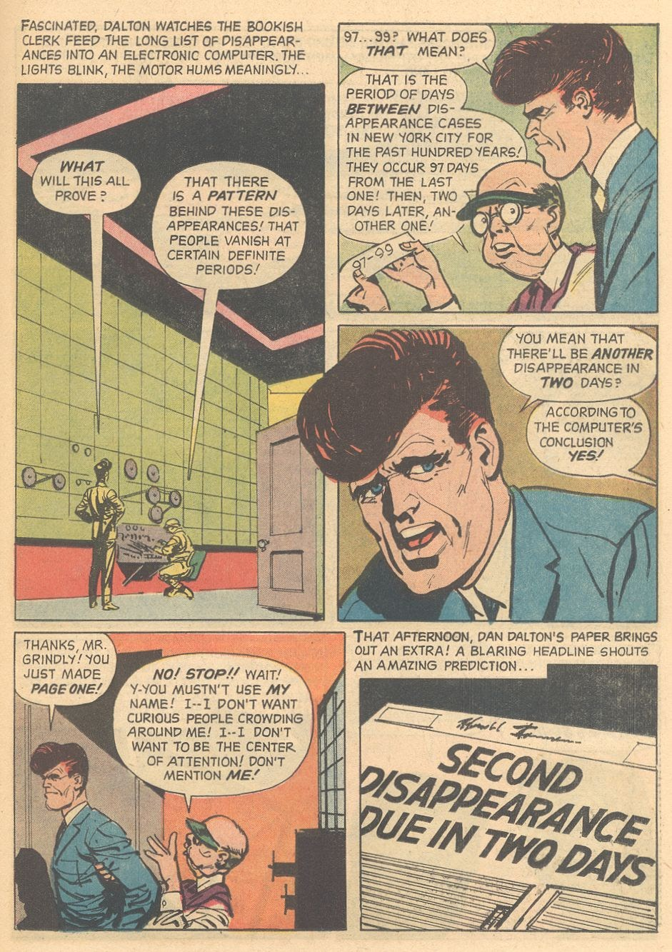 The Outer Limits issue 1 - Page 7
