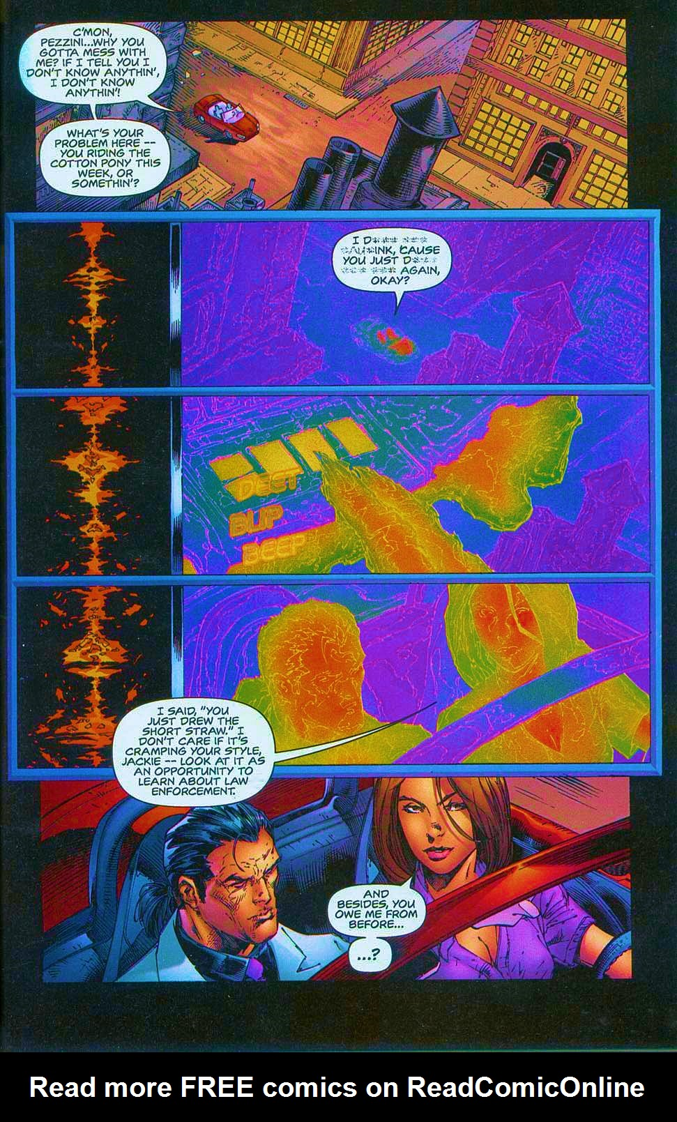 Read online Overkill: Witchblade/Aliens/Darkness/Predator comic -  Issue #1 - 20