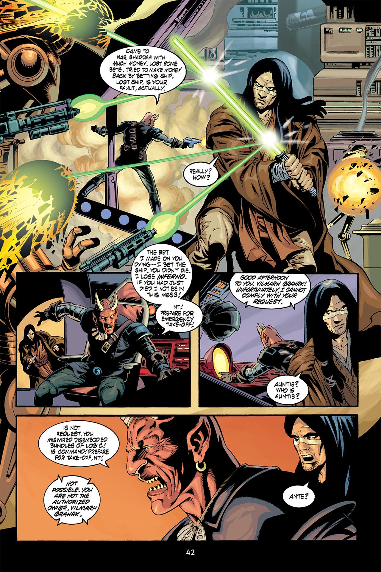 Read online Star Wars Omnibus comic -  Issue # Vol. 15 - 39