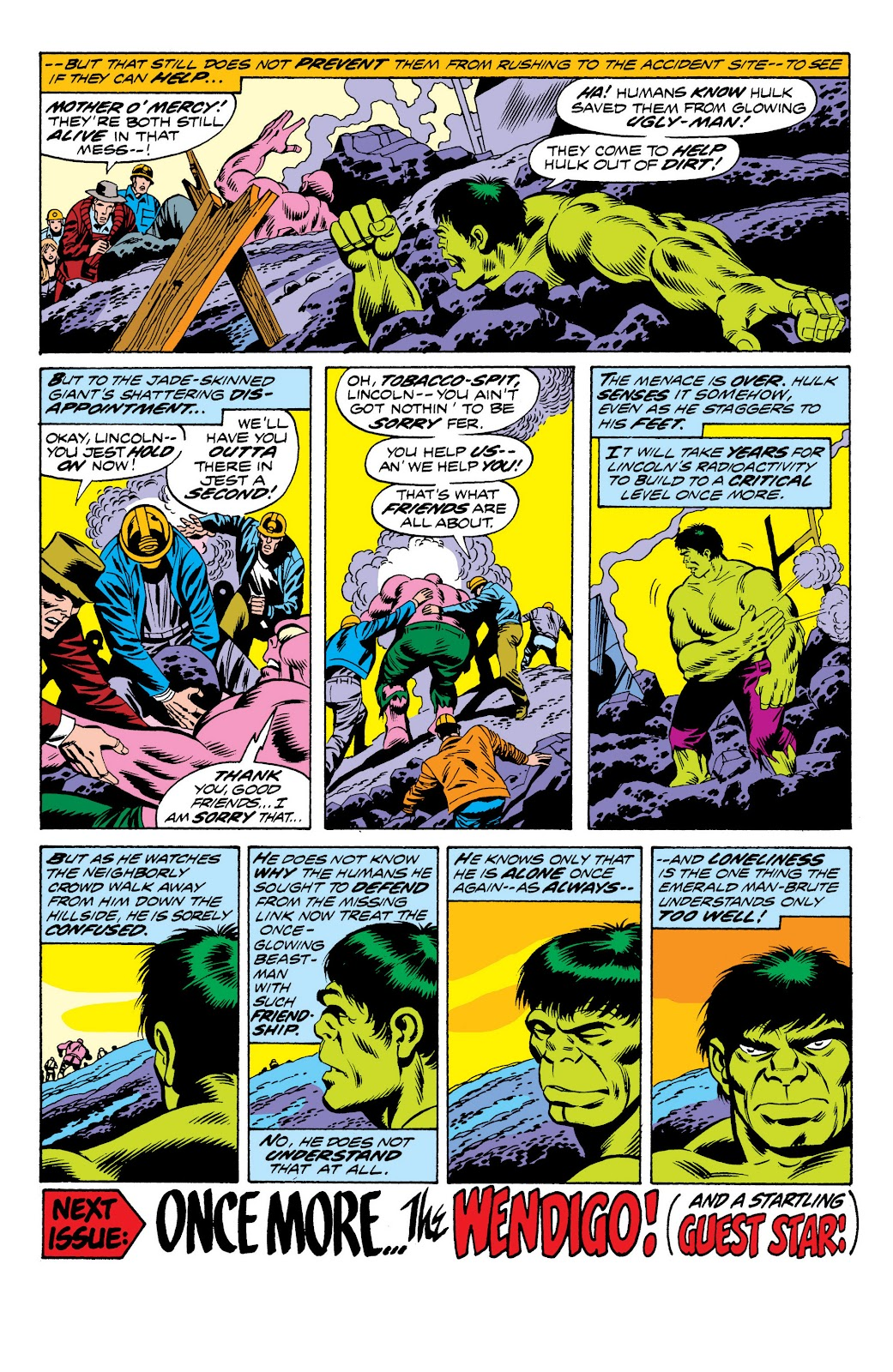 Read online Marvel Masterworks: The Incredible Hulk comic -  Issue # TPB 10 (Part 2) - 84