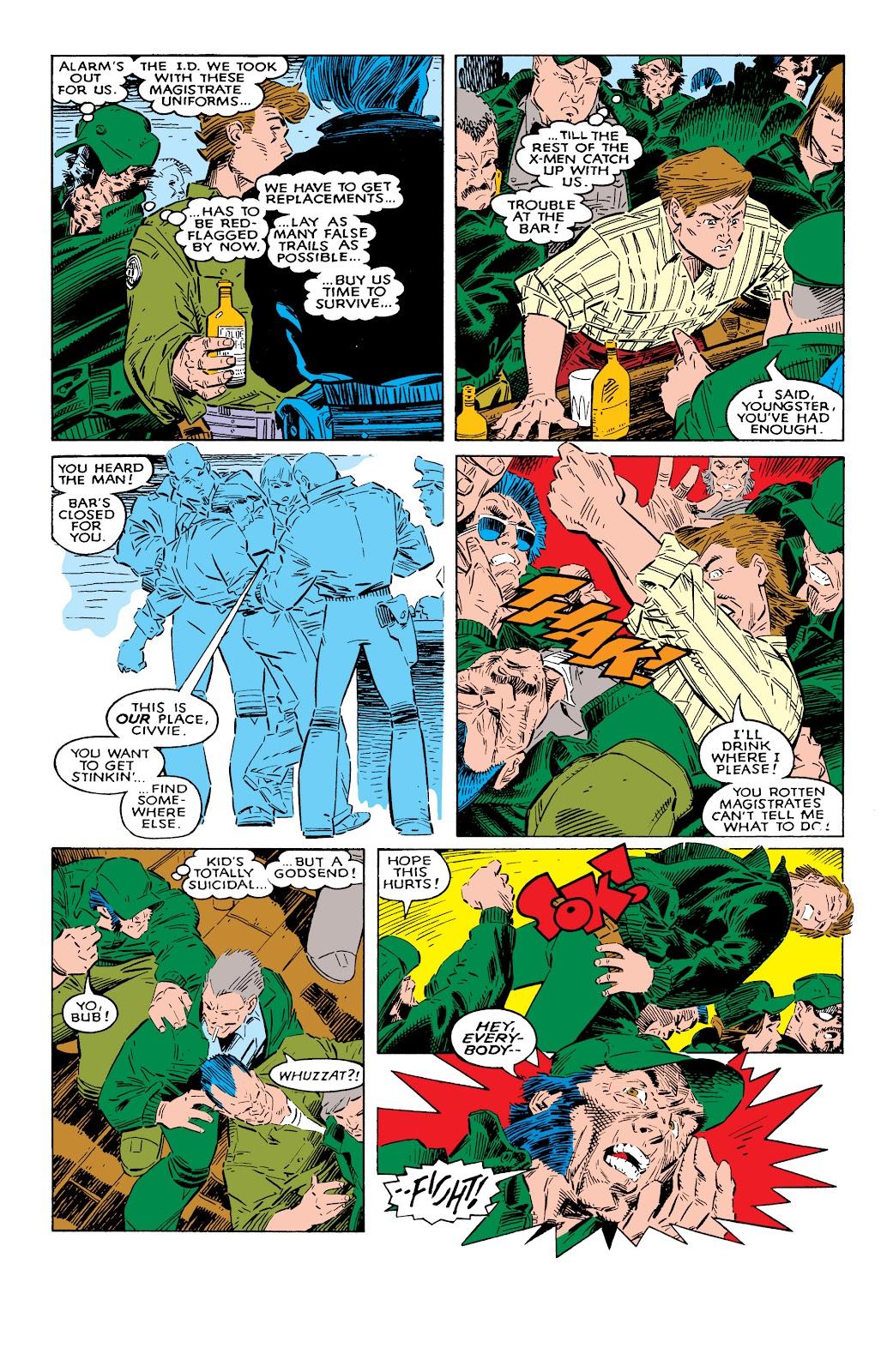 Uncanny X-Men (1963) issue 237 - Page 9