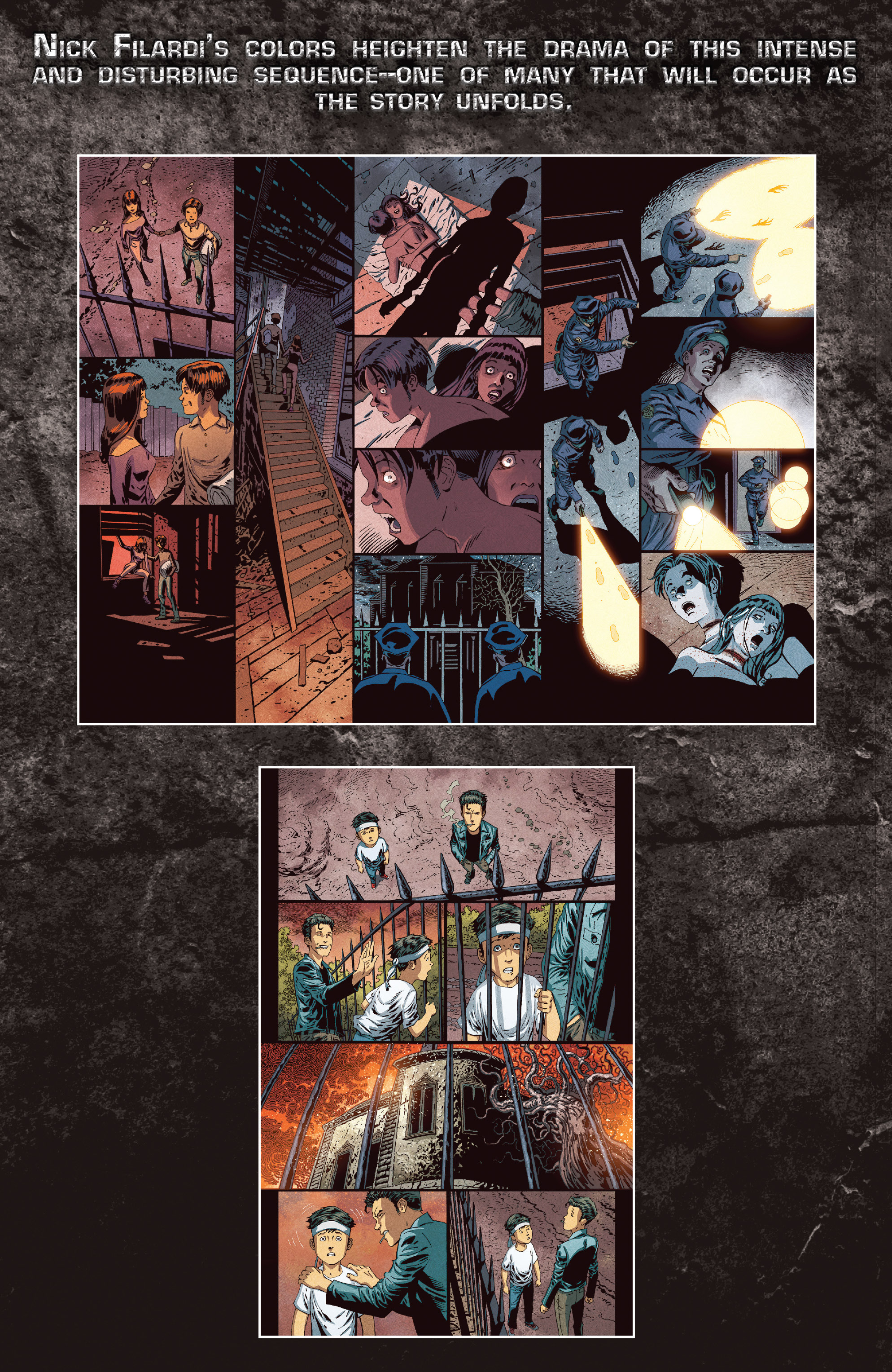 Read online Dark Tower: The Drawing of the Three - The Prisoner comic -  Issue #3 - 28