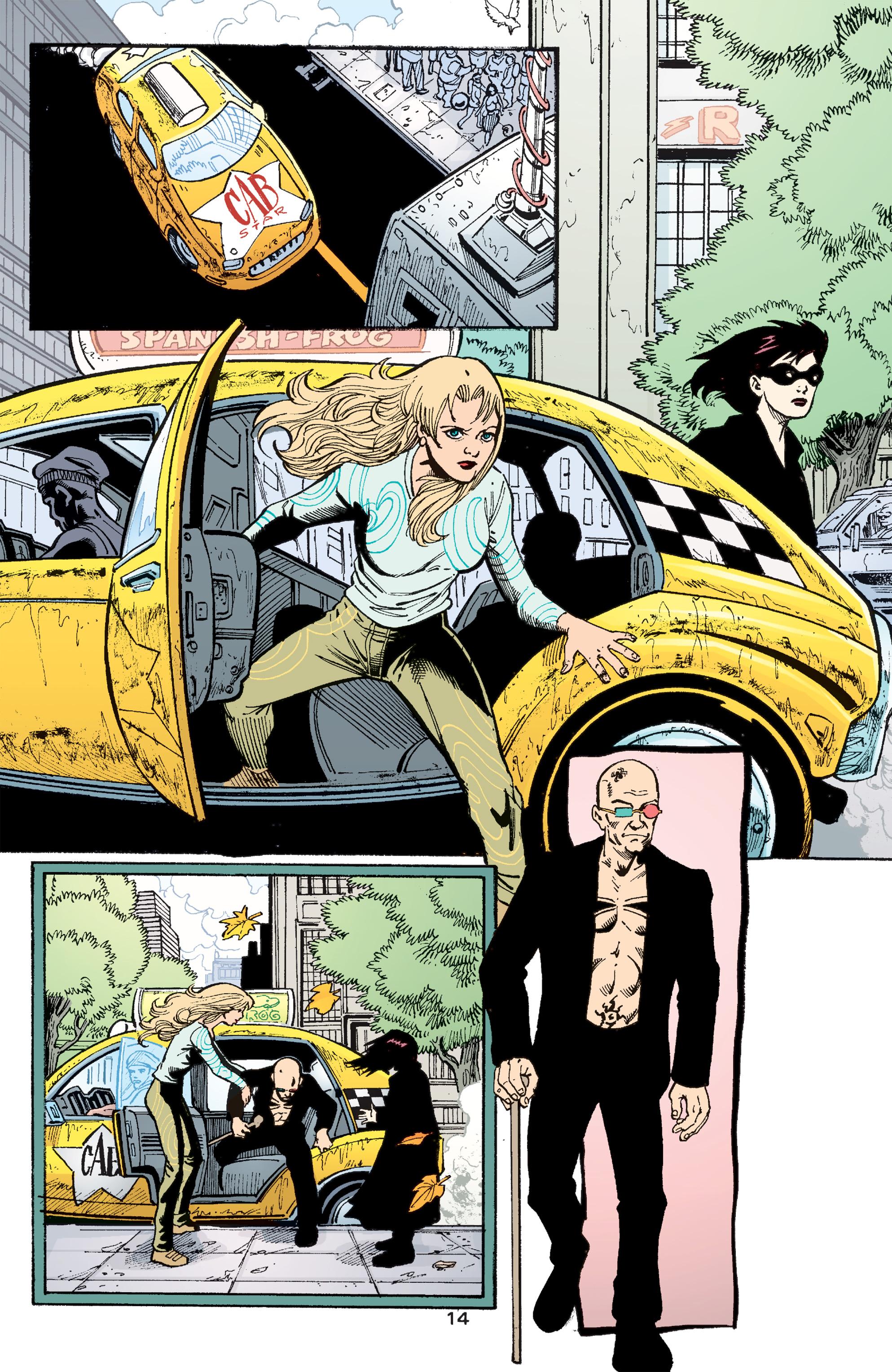 Read online Transmetropolitan comic -  Issue #47 - 15