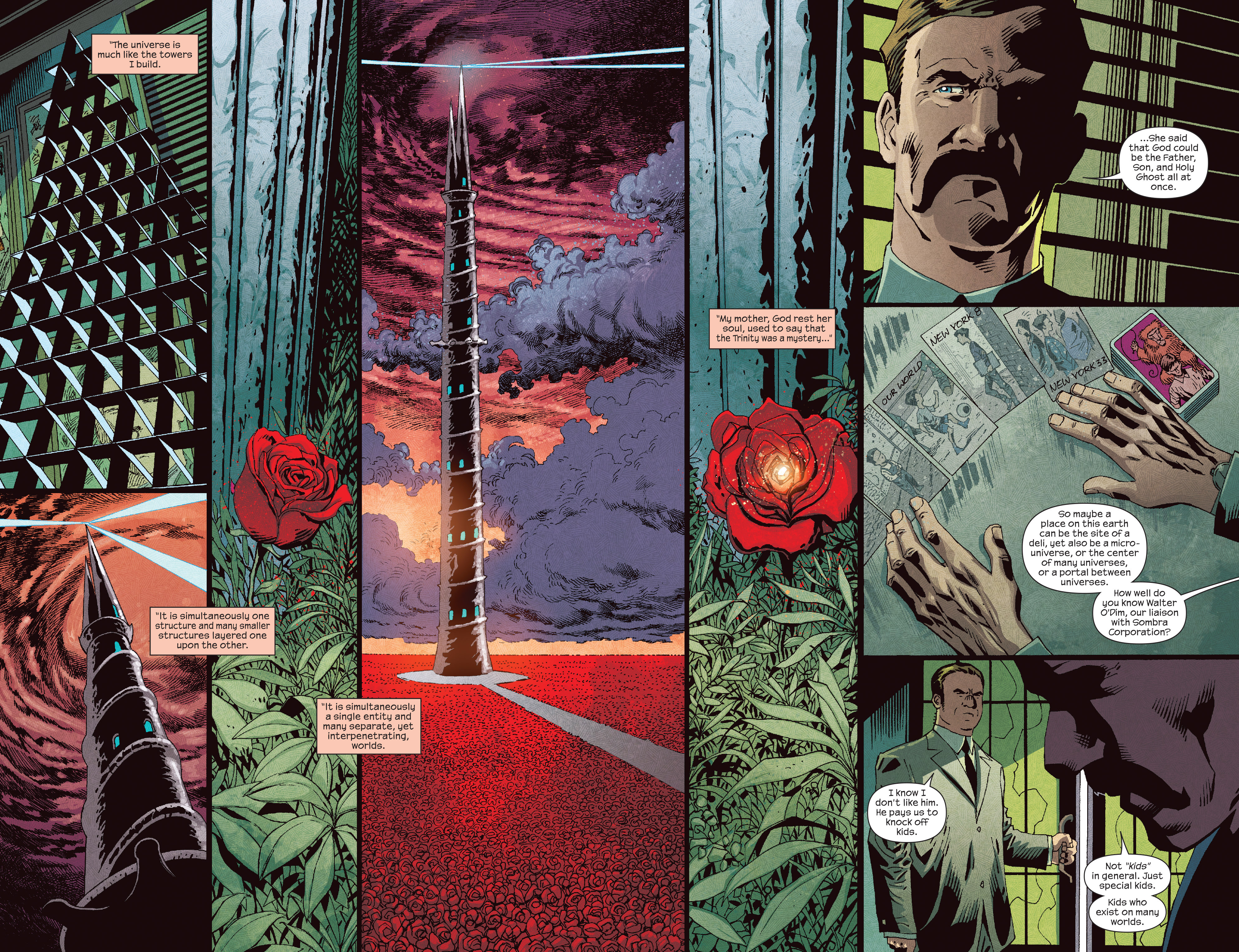 Read online Dark Tower: The Drawing of the Three - The Prisoner comic -  Issue #2 - 6