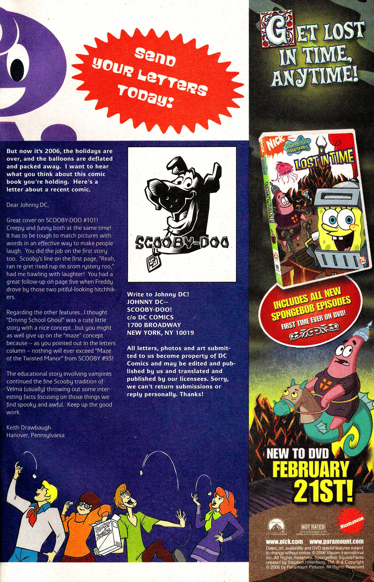 Read online Scooby-Doo (1997) comic -  Issue #105 - 29
