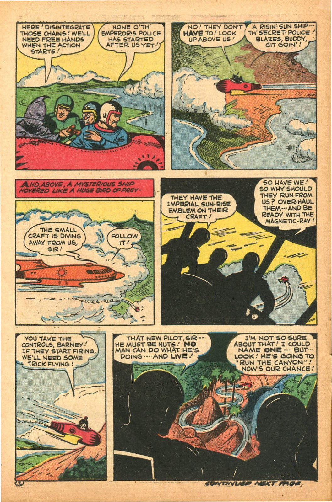 Read online Famous Funnies comic -  Issue #132 - 6
