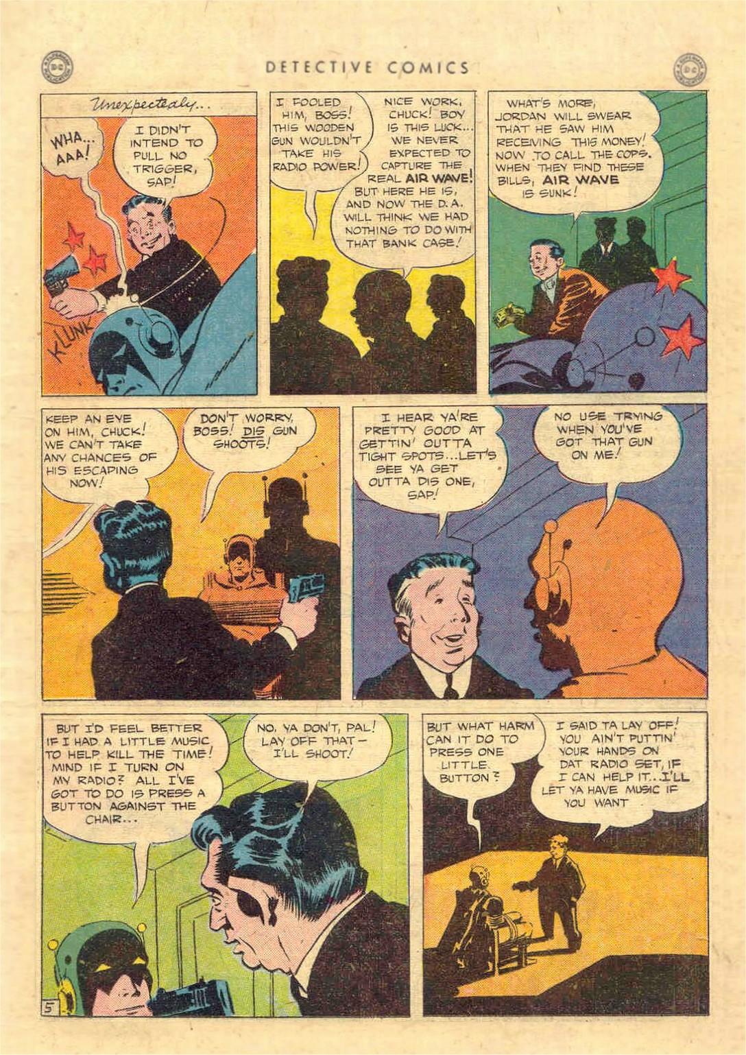 Read online Detective Comics (1937) comic -  Issue #97 - 35