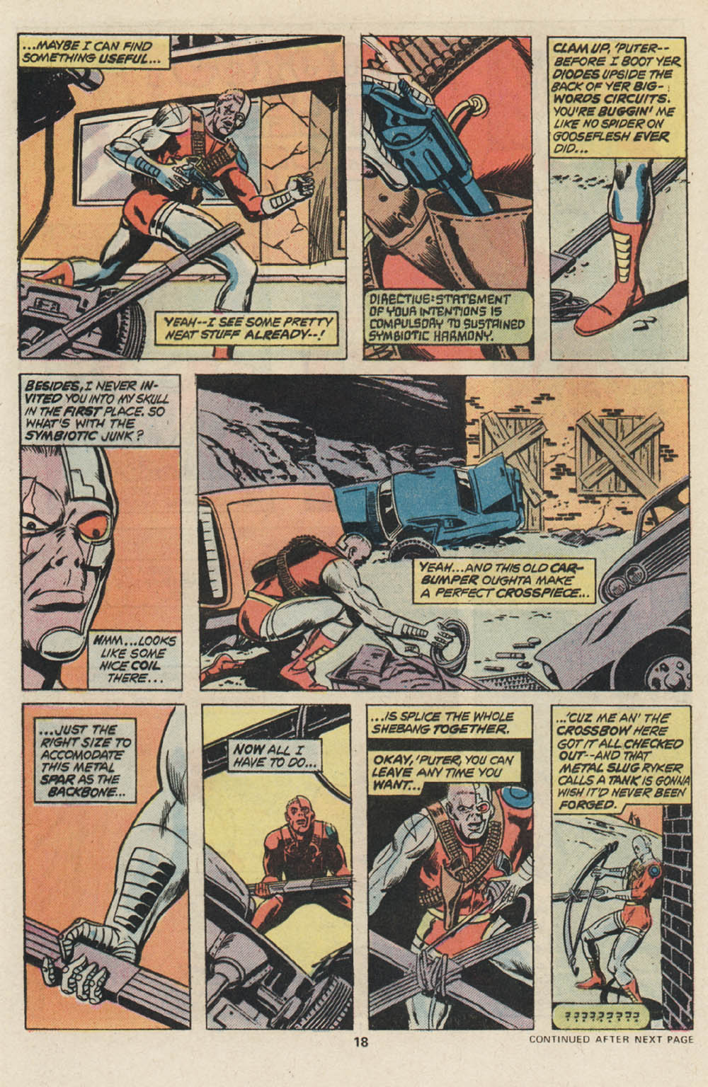 Read online Astonishing Tales (1970) comic -  Issue #30 - 13