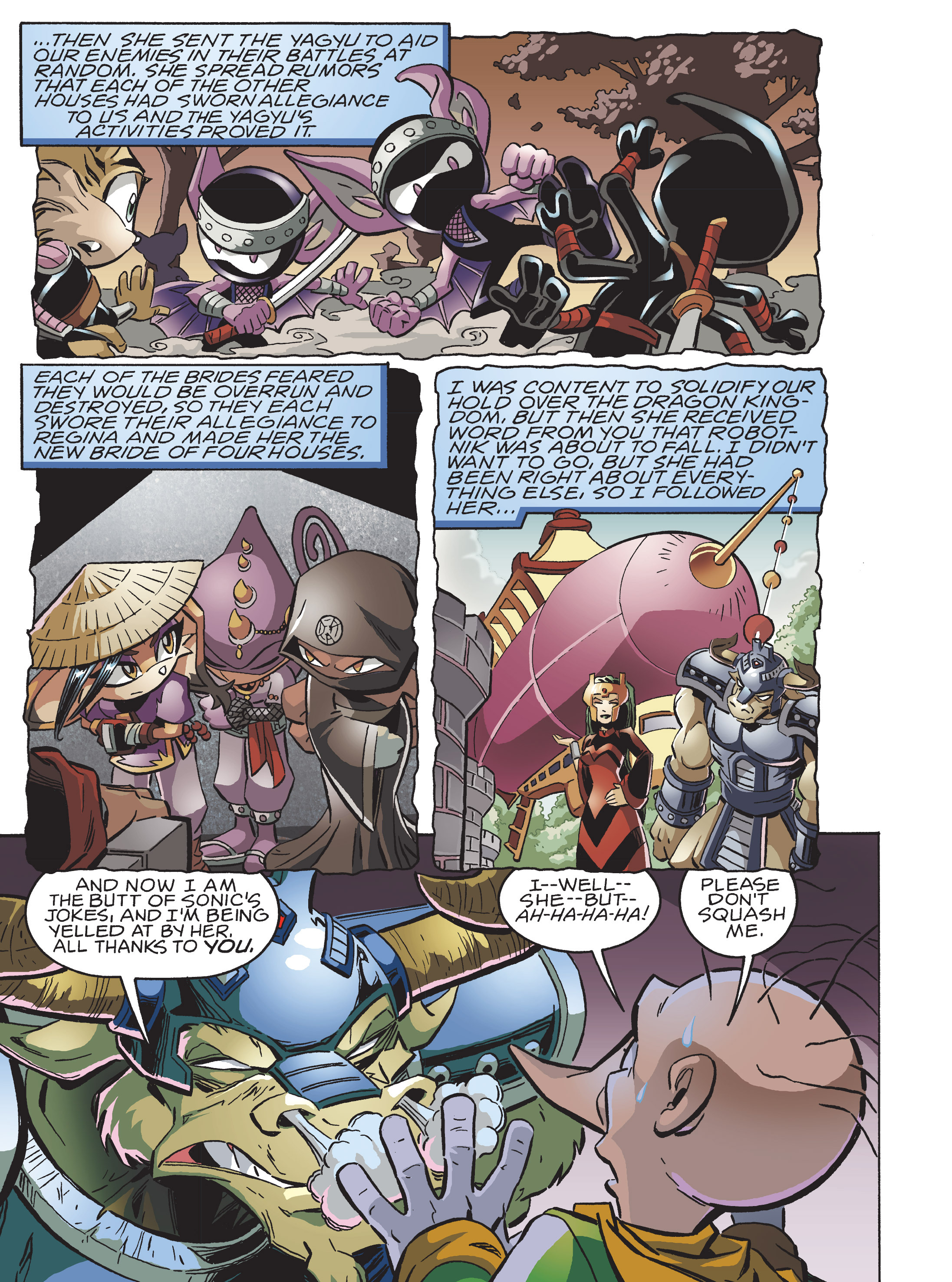 Read online Sonic Super Digest comic -  Issue #7 - 65