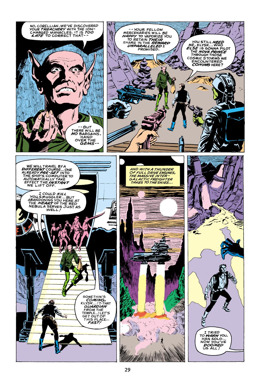 Read online Star Wars Omnibus comic -  Issue # Vol. 16 - 30