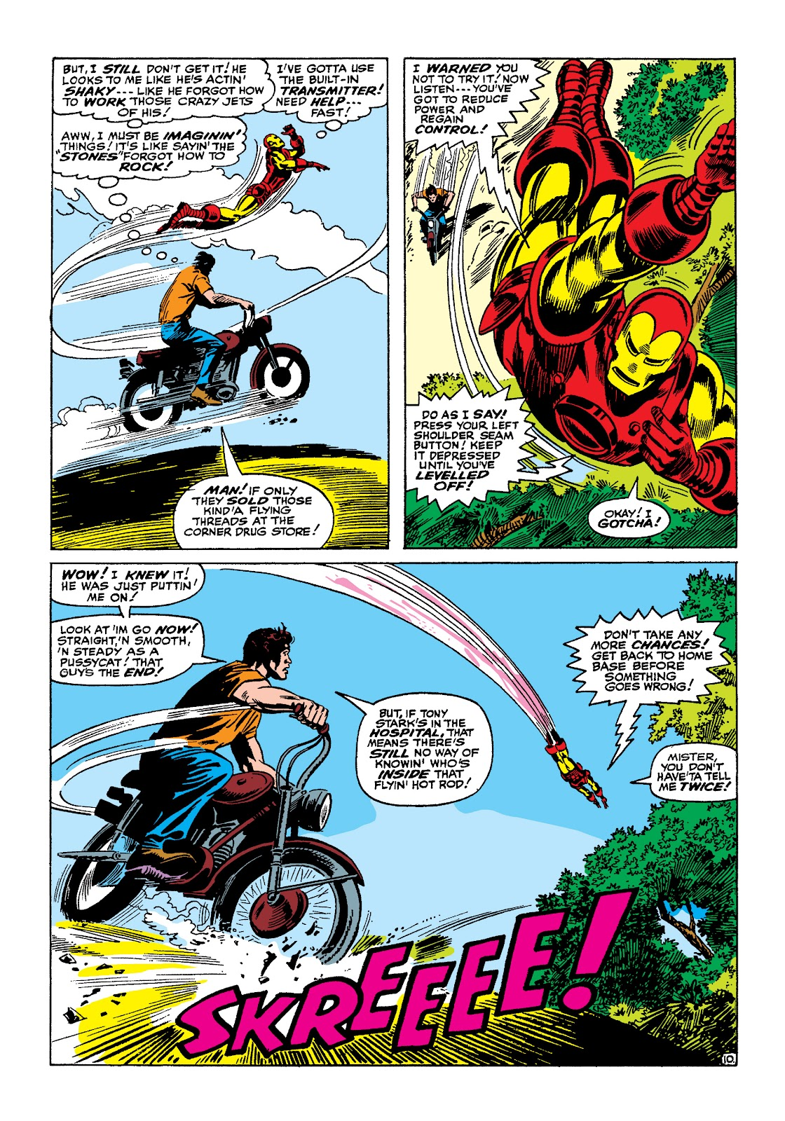 Read online Marvel Masterworks: The Invincible Iron Man comic -  Issue # TPB 4 (Part 1) - 16