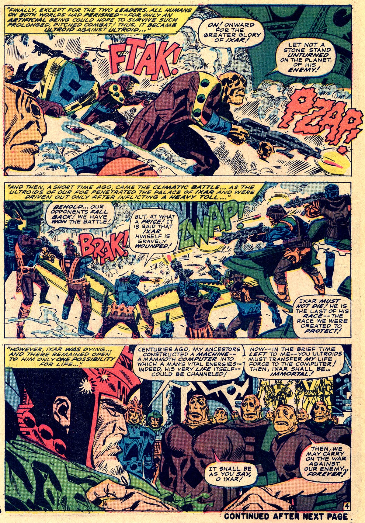 The Avengers (1963) 37 Page 5