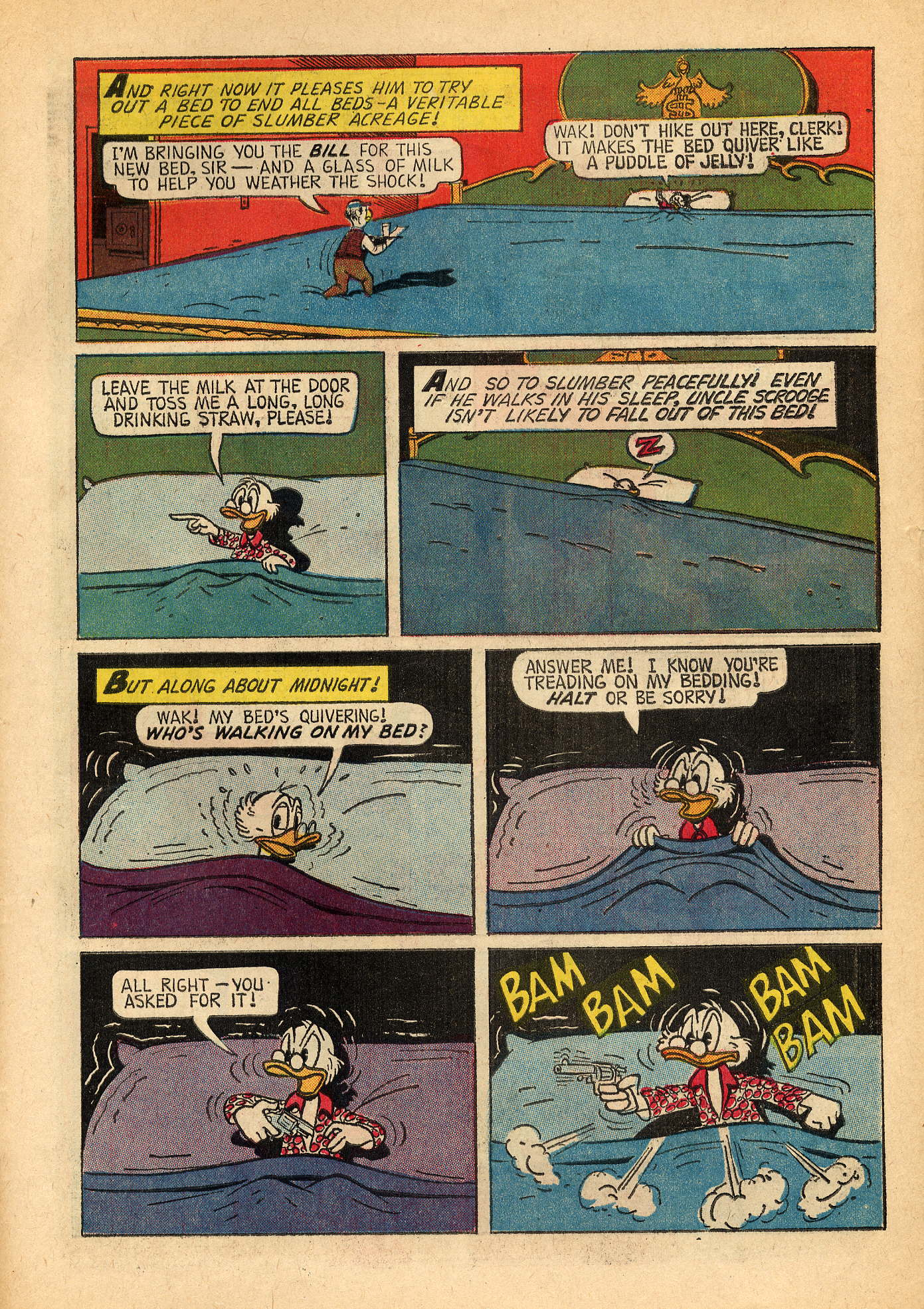 Read online Uncle Scrooge (1953) comic -  Issue #44 - 31