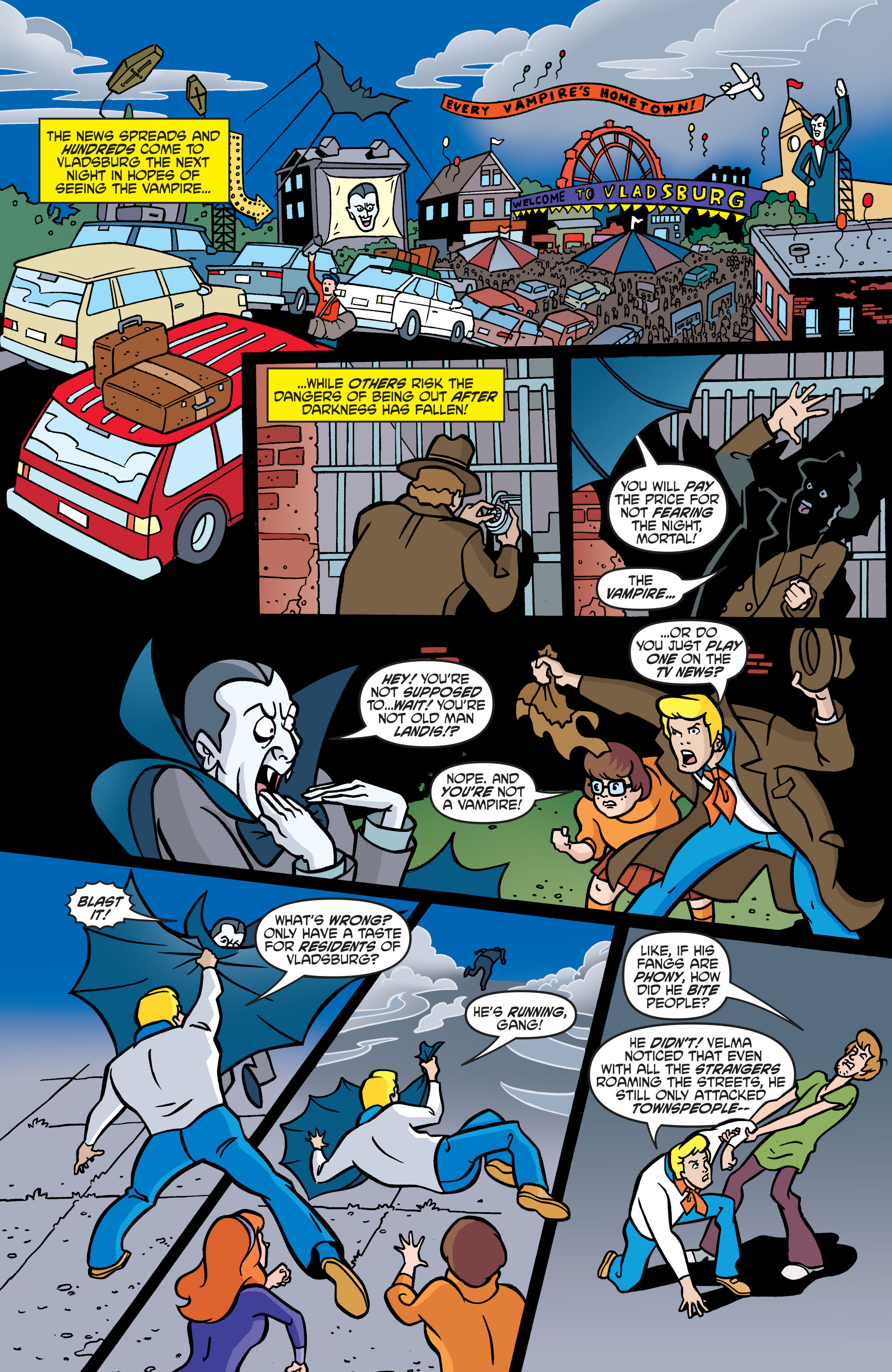 Read online Scooby-Doo: Where Are You? comic -  Issue #57 - 20