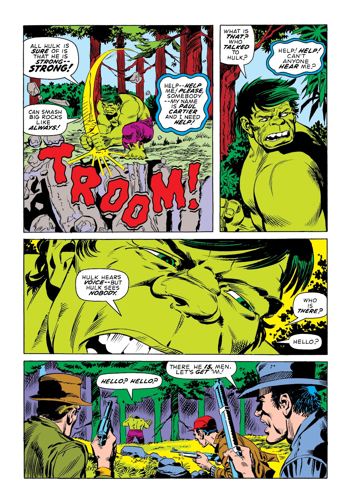 Read online Marvel Masterworks: The Incredible Hulk comic -  Issue # TPB 9 (Part 2) - 18