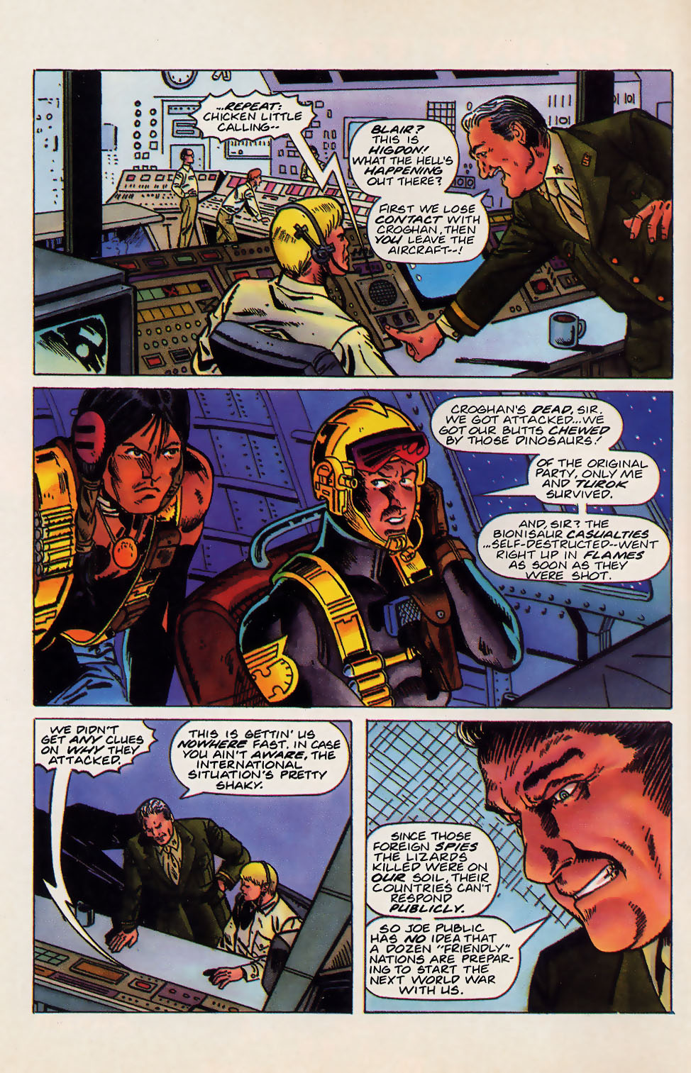 Read online Turok, Dinosaur Hunter (1993) comic -  Issue #18 - 6