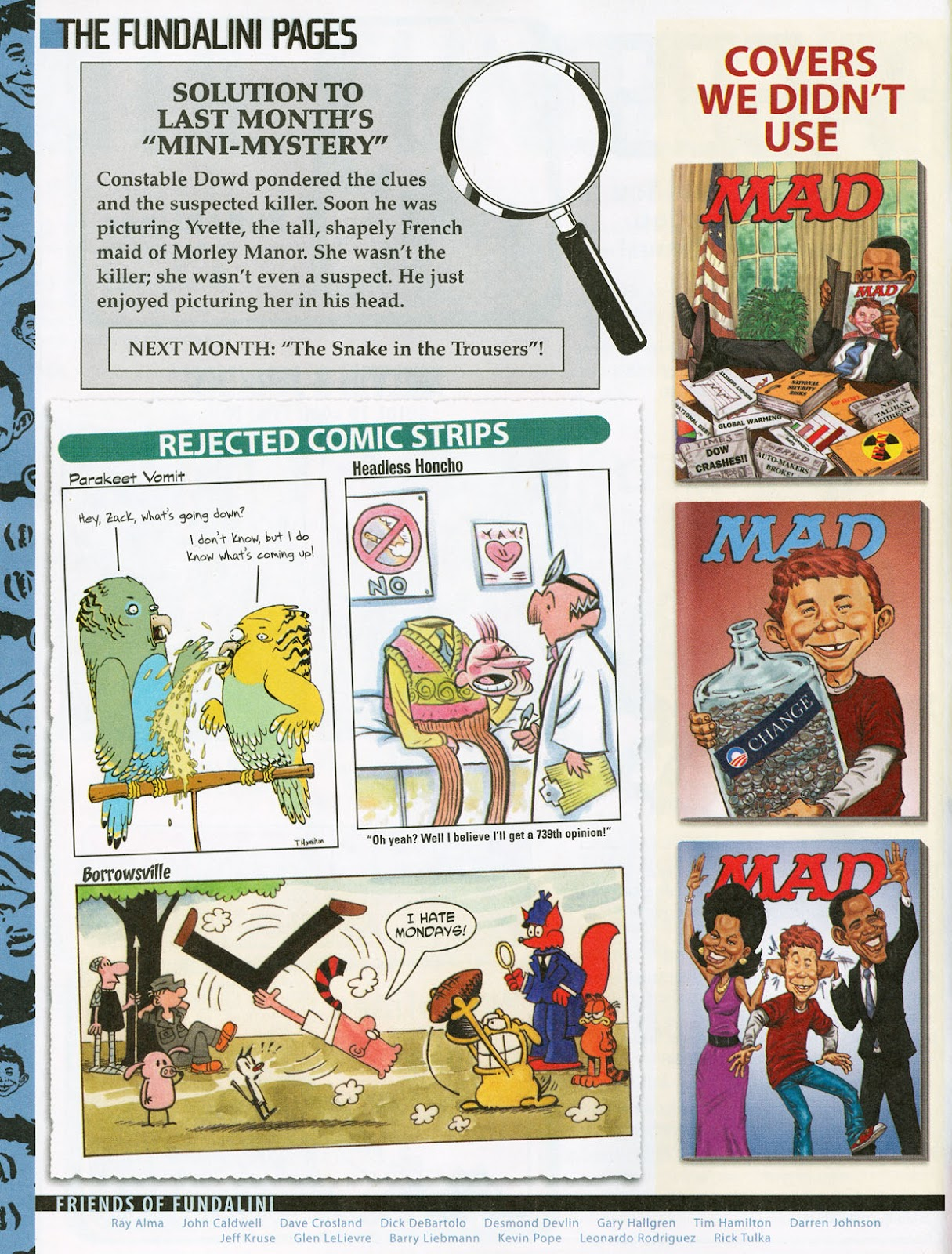 MAD issue 498 - Page 9