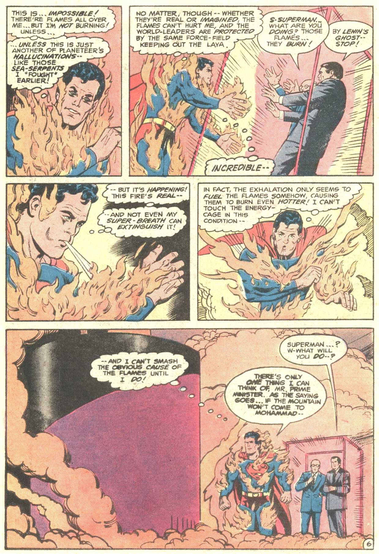 Read online Action Comics (1938) comic -  Issue #547 - 10