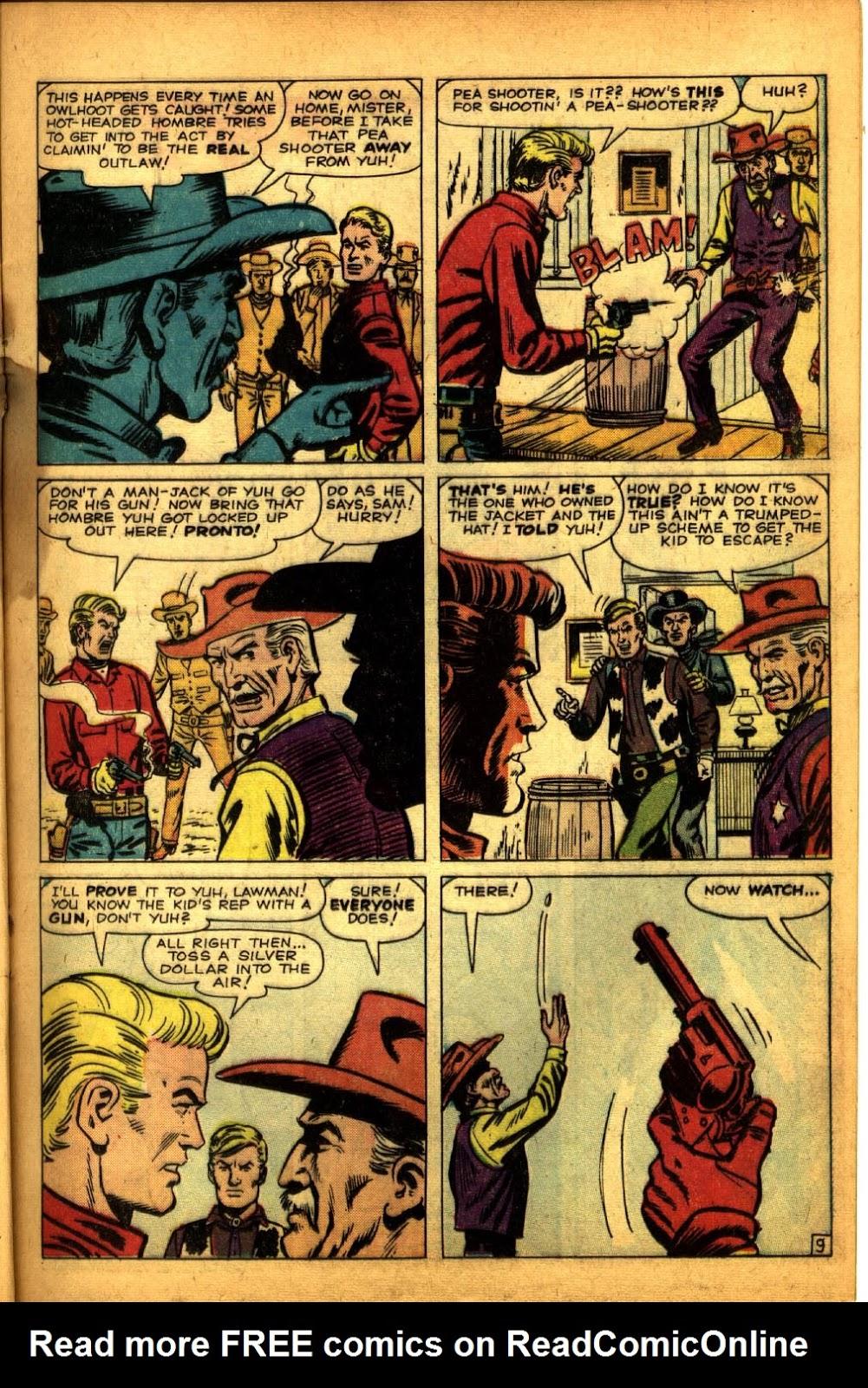 Gunsmoke Western issue 64 - Page 13