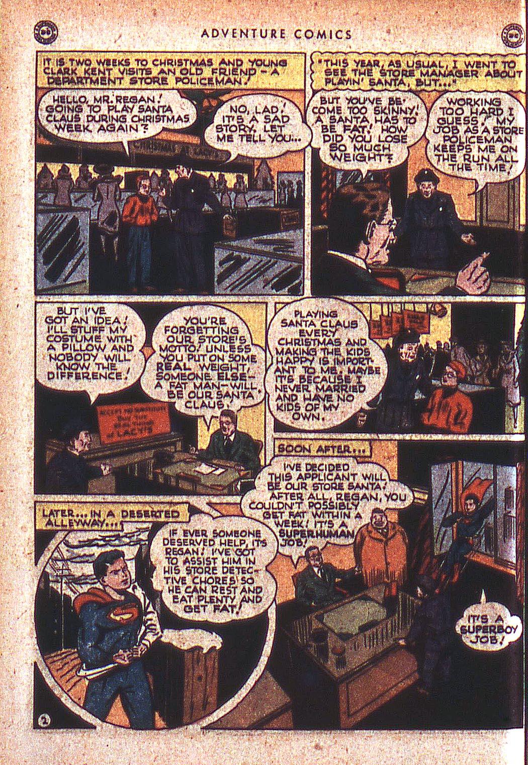 Read online Adventure Comics (1938) comic -  Issue #125 - 5