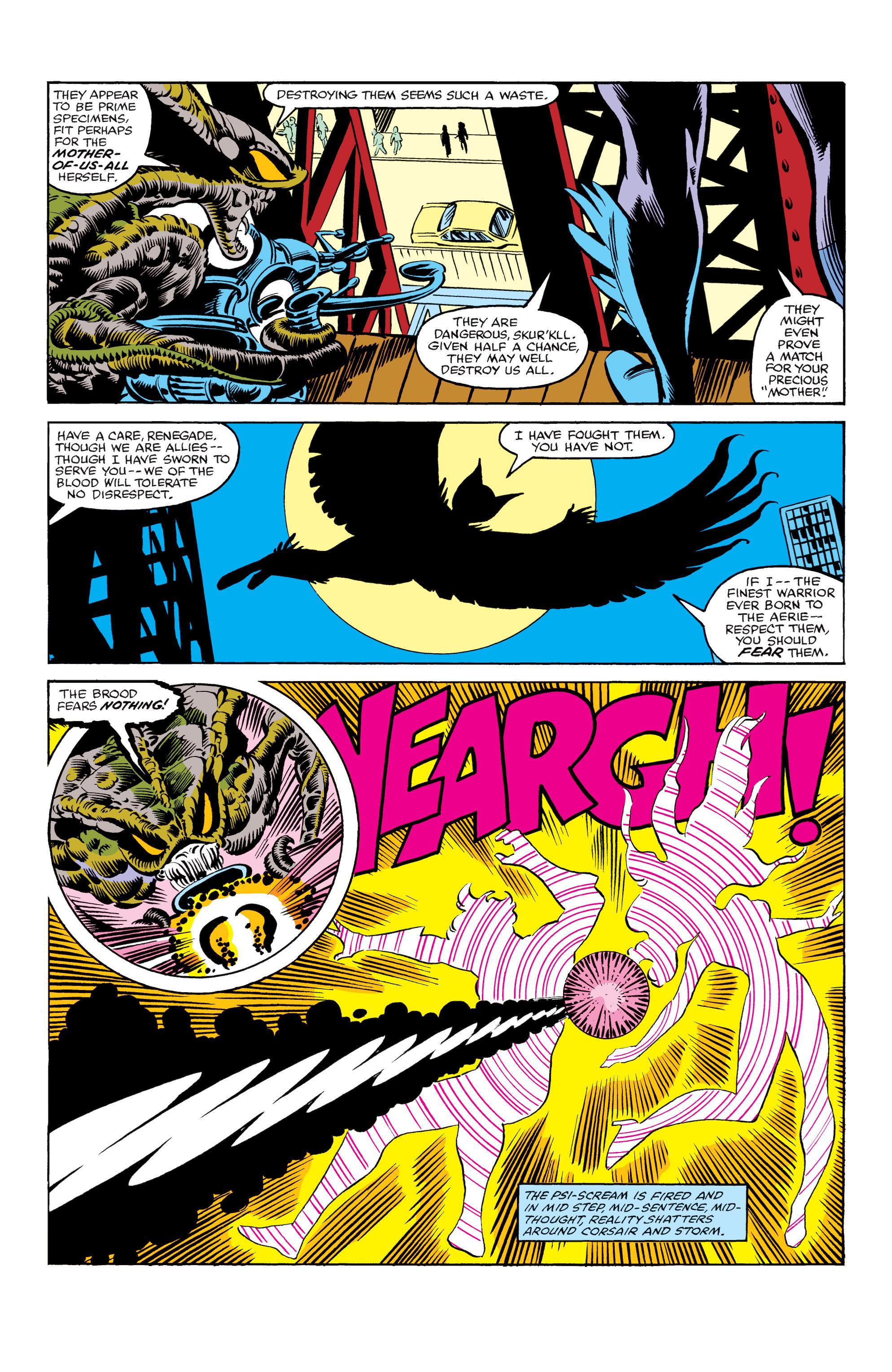 Read online Uncanny X-Men (1963) comic -  Issue #155 - 12