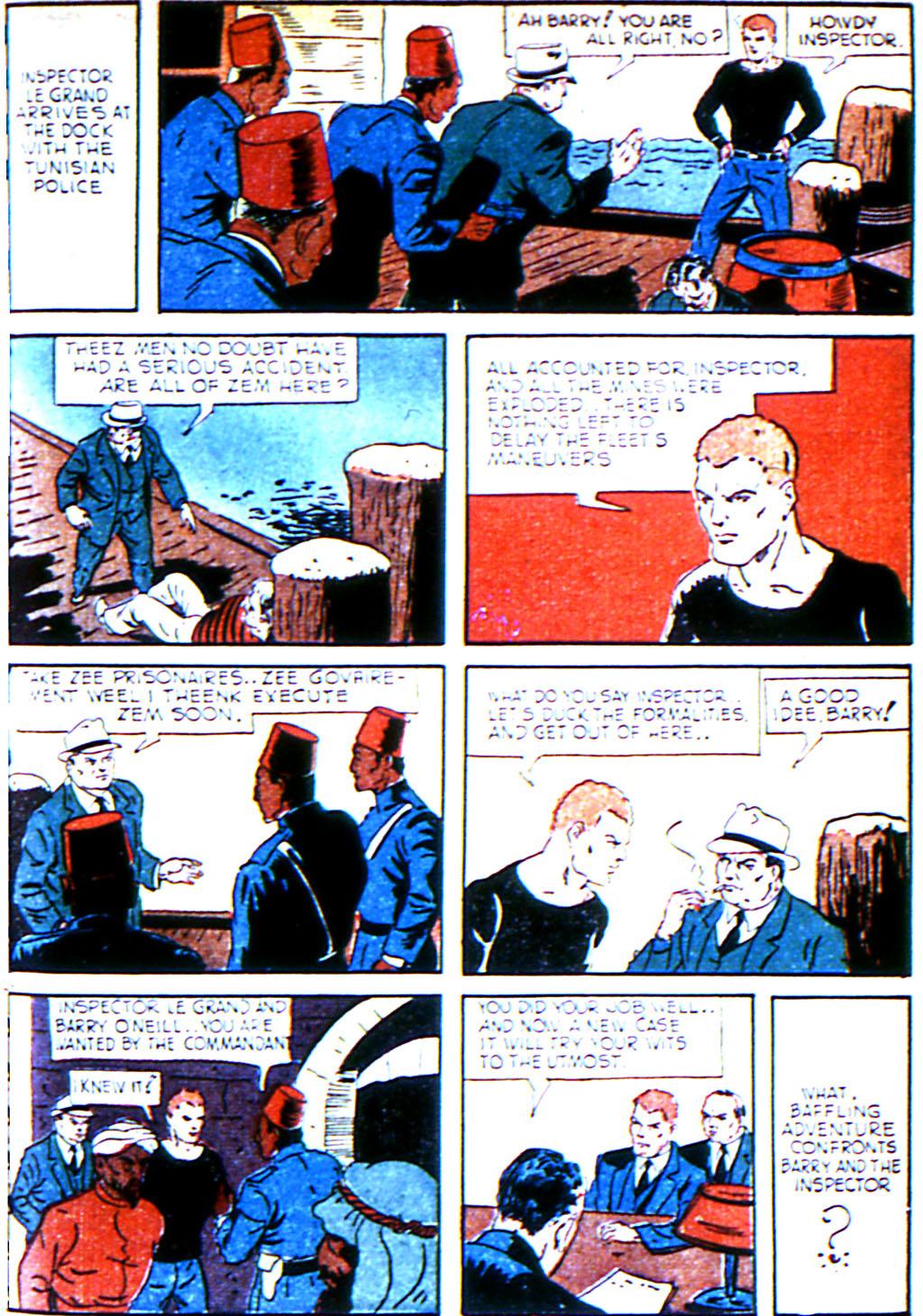Read online Adventure Comics (1938) comic -  Issue #42 - 15
