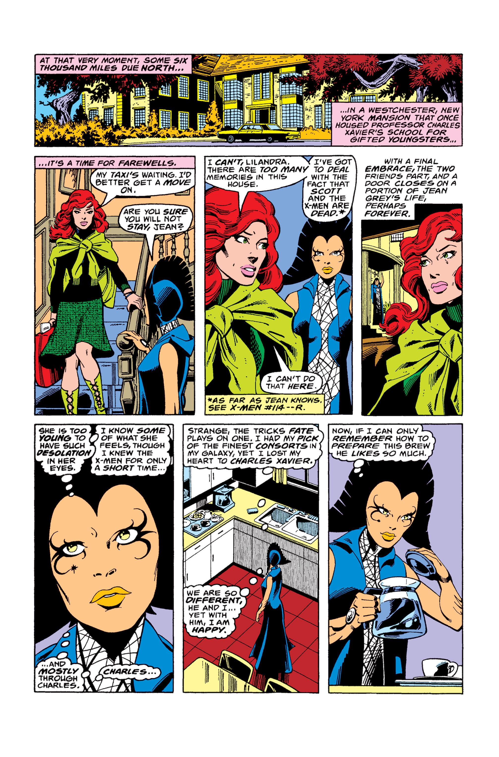 Read online Uncanny X-Men (1963) comic -  Issue #117 - 5