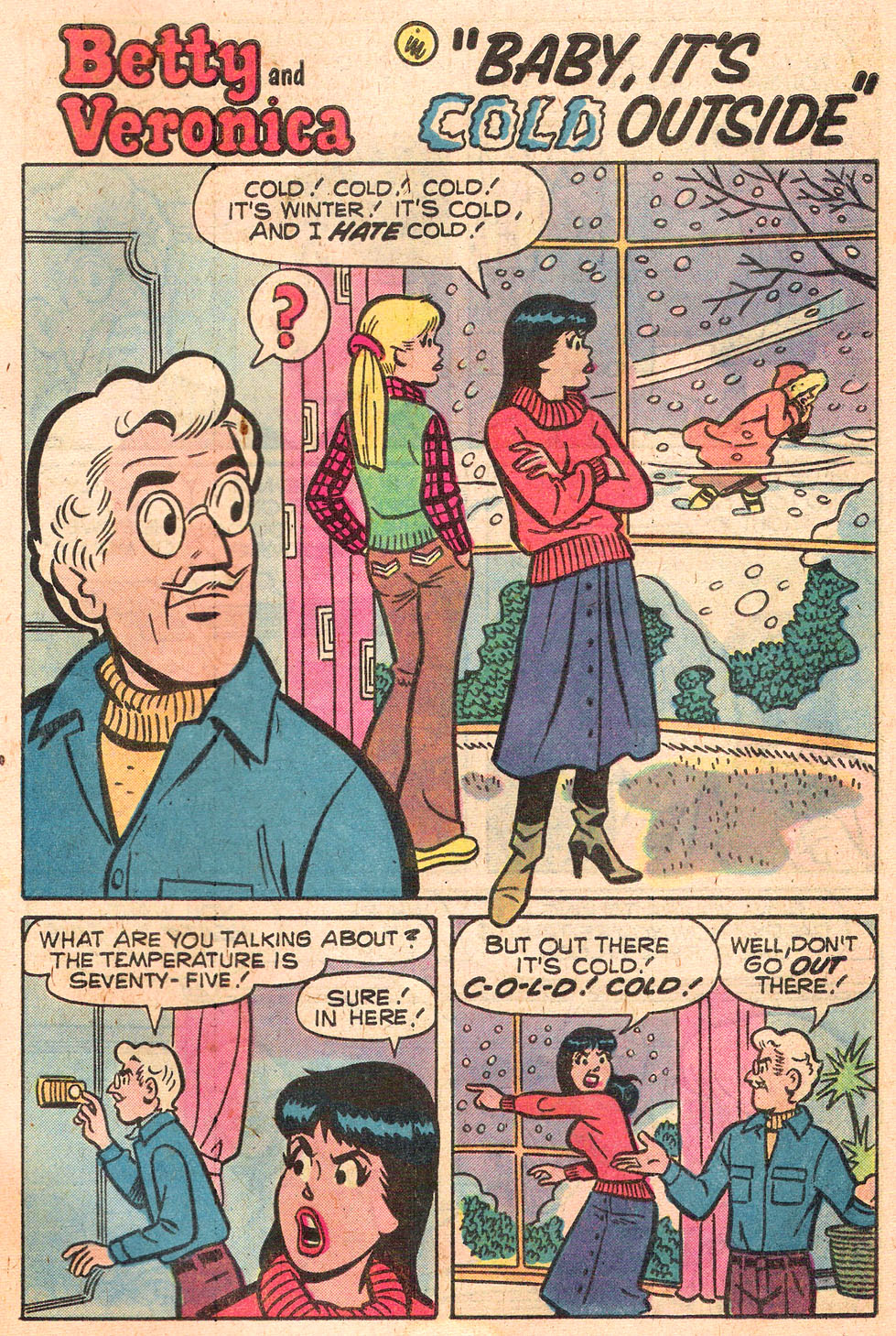 Read online Archie's Girls Betty and Veronica comic -  Issue #280 - 29