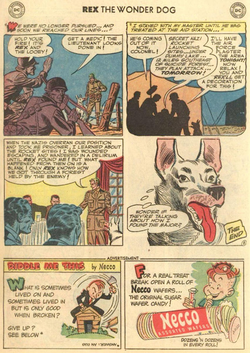 The Adventures of Rex the Wonder Dog issue 4 - Page 10