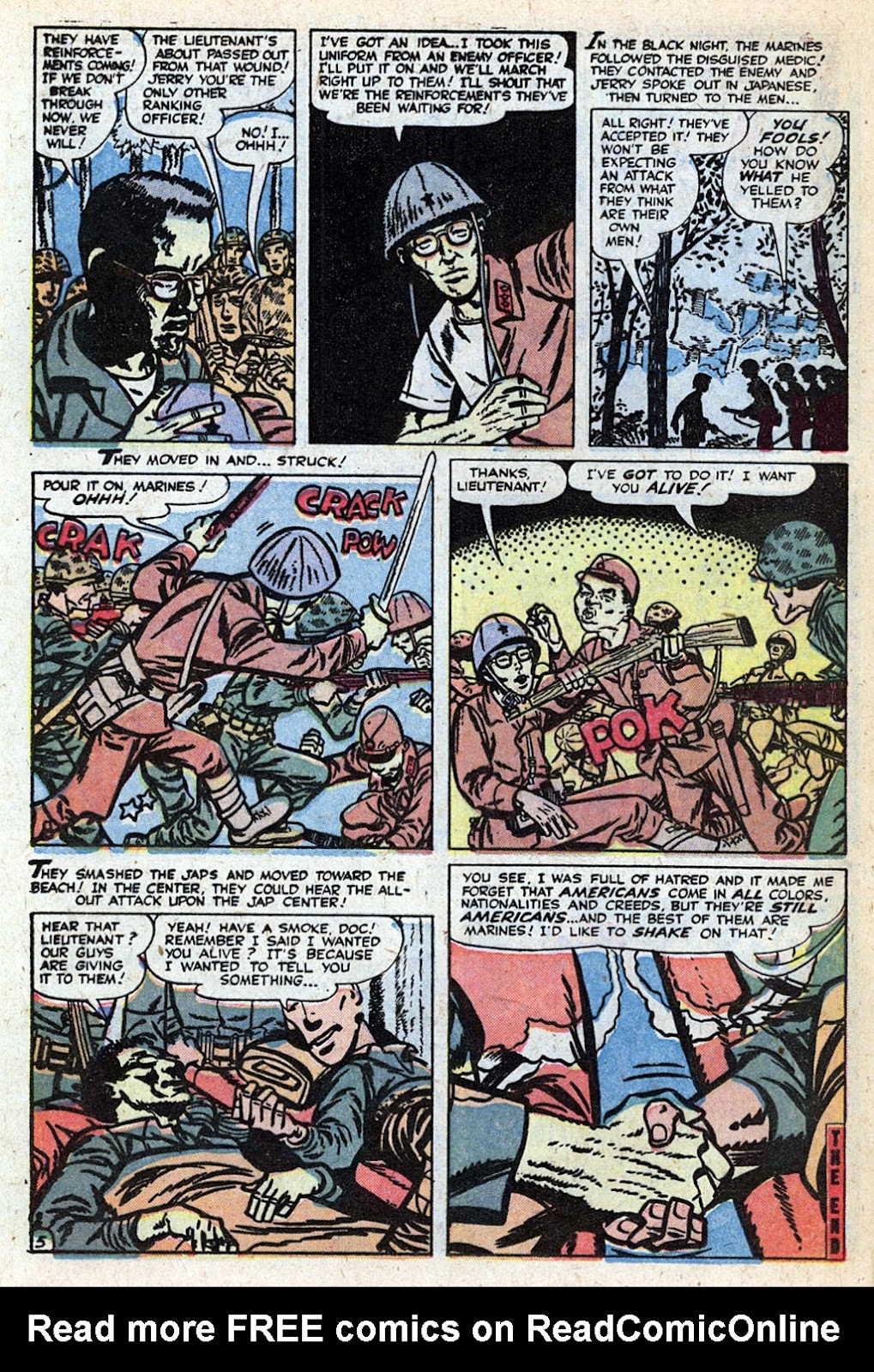 Marines in Action issue 8 - Page 24