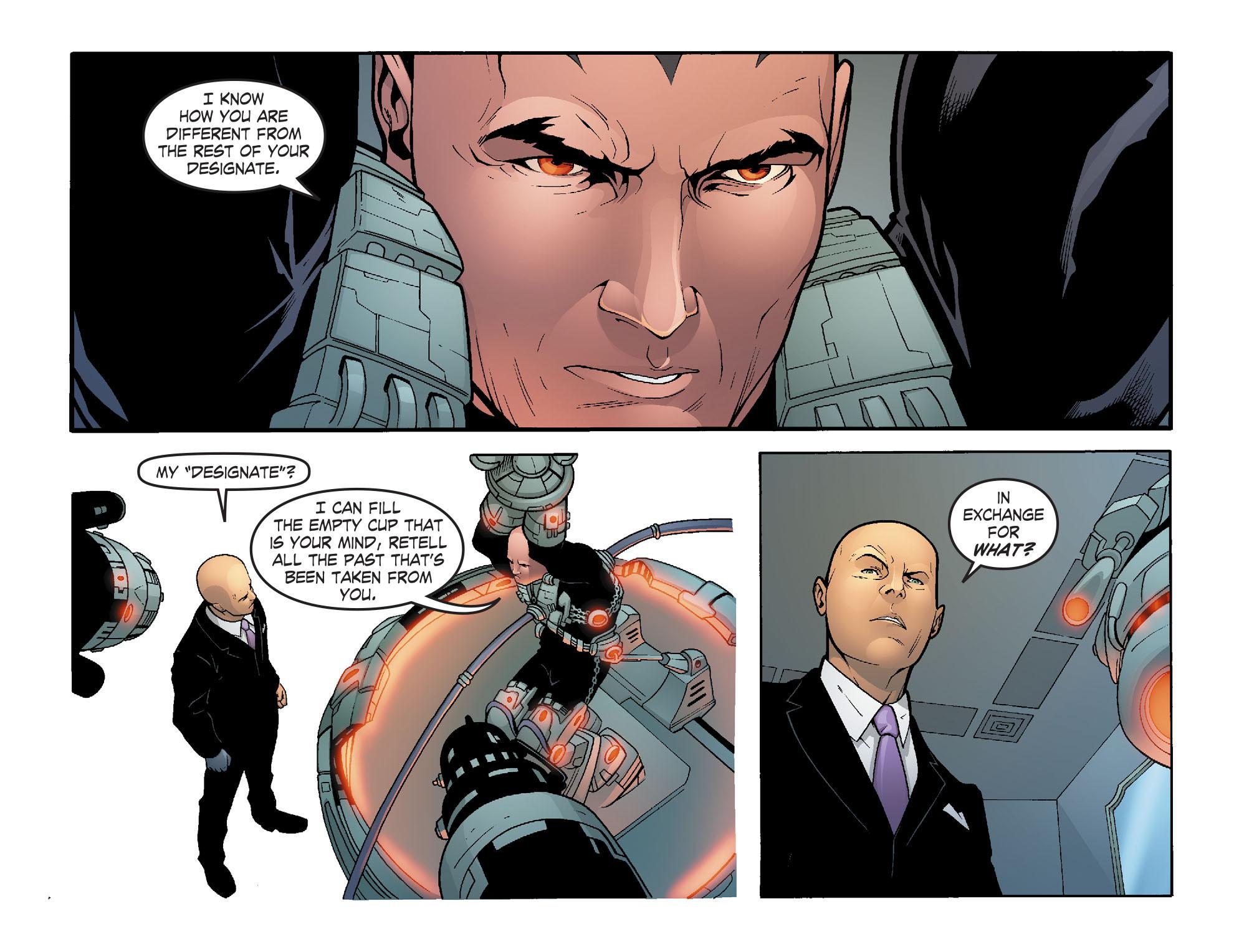 Read online Smallville: Alien comic -  Issue #5 - 18