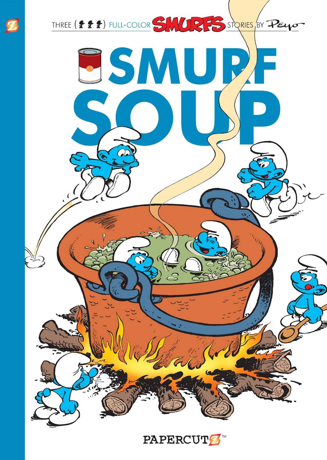 Read online The Smurfs comic -  Issue #13 - 1