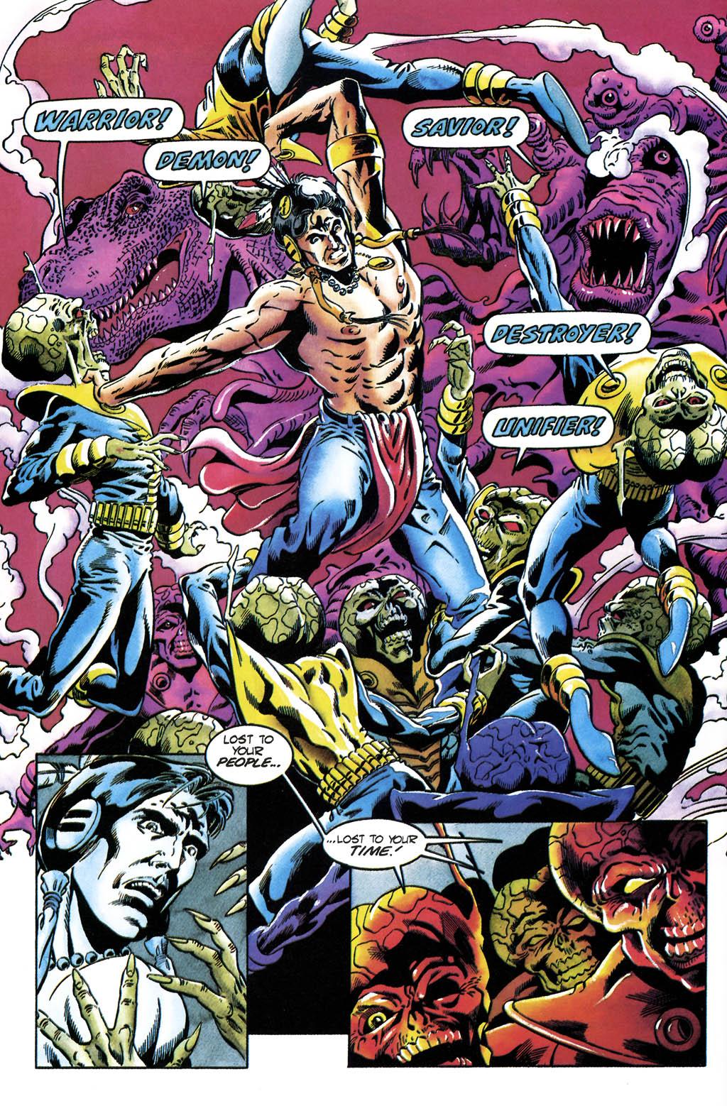 Read online Turok, Dinosaur Hunter (1993) comic -  Issue #36 - 16