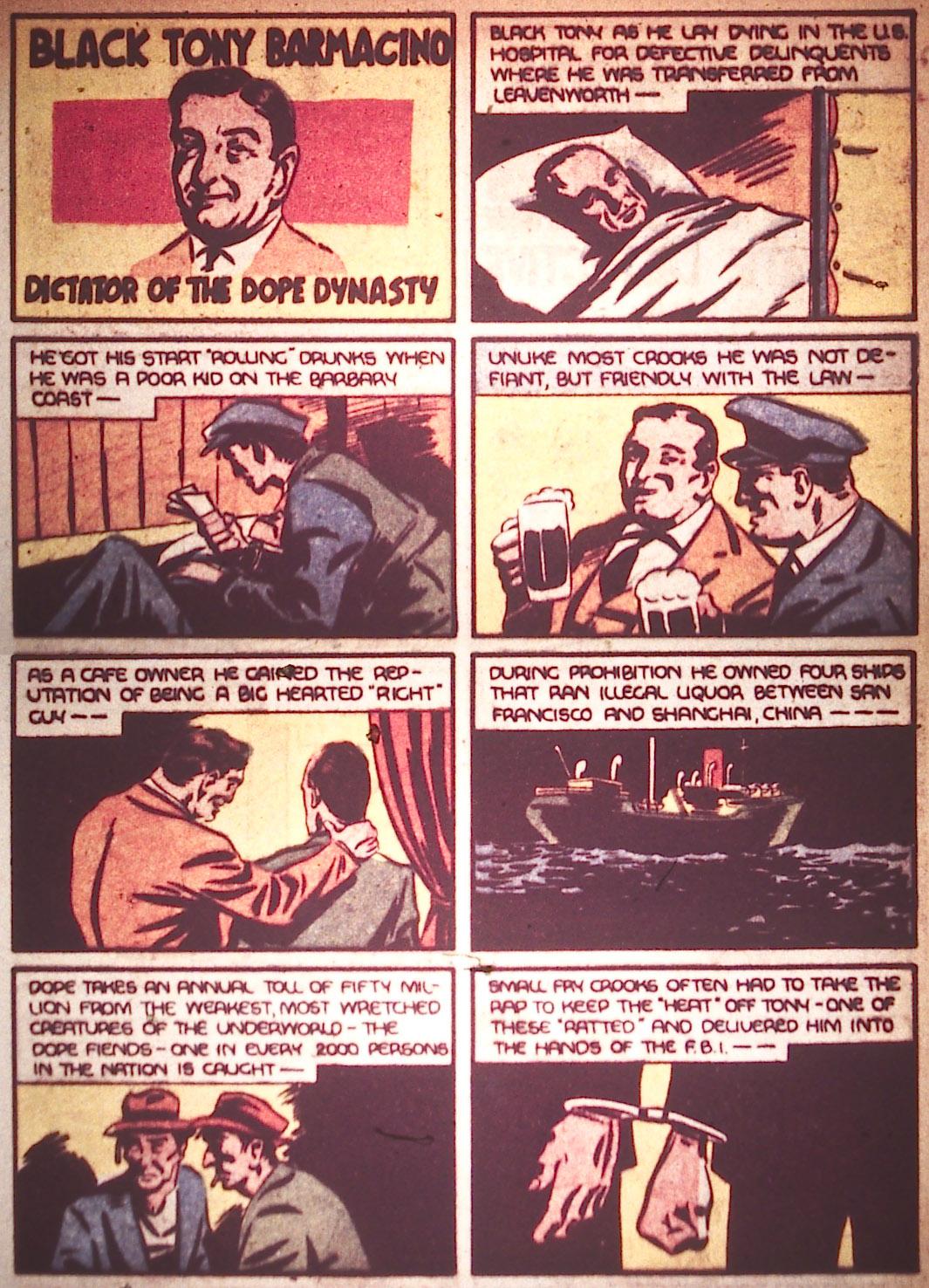 Read online Detective Comics (1937) comic -  Issue #16 - 9