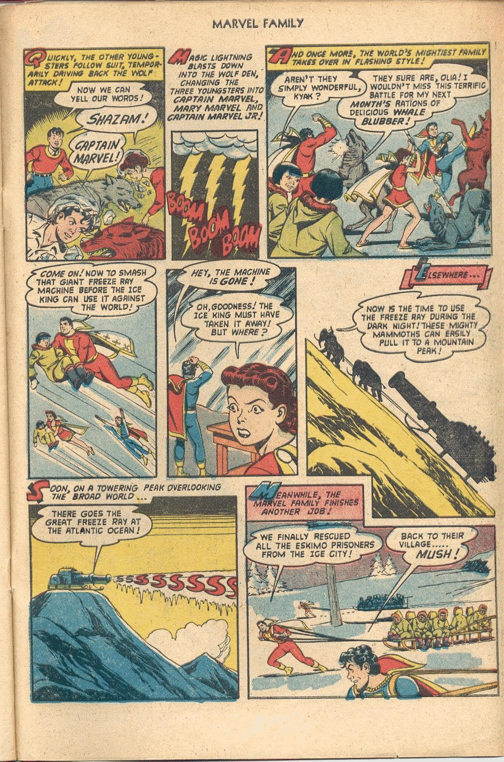The Marvel Family issue 82 - Page 31