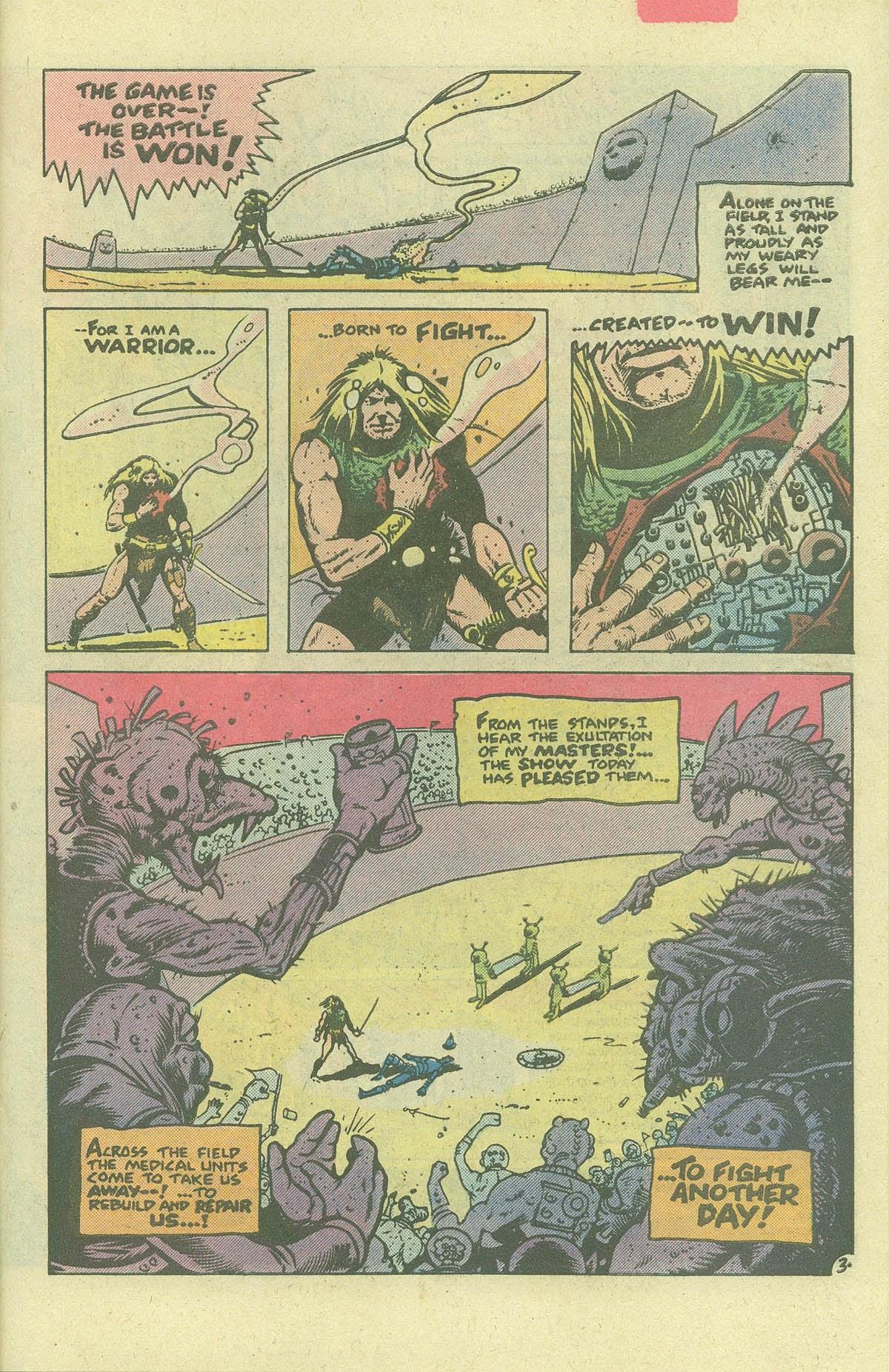 Read online Sgt. Rock comic -  Issue #380 - 30