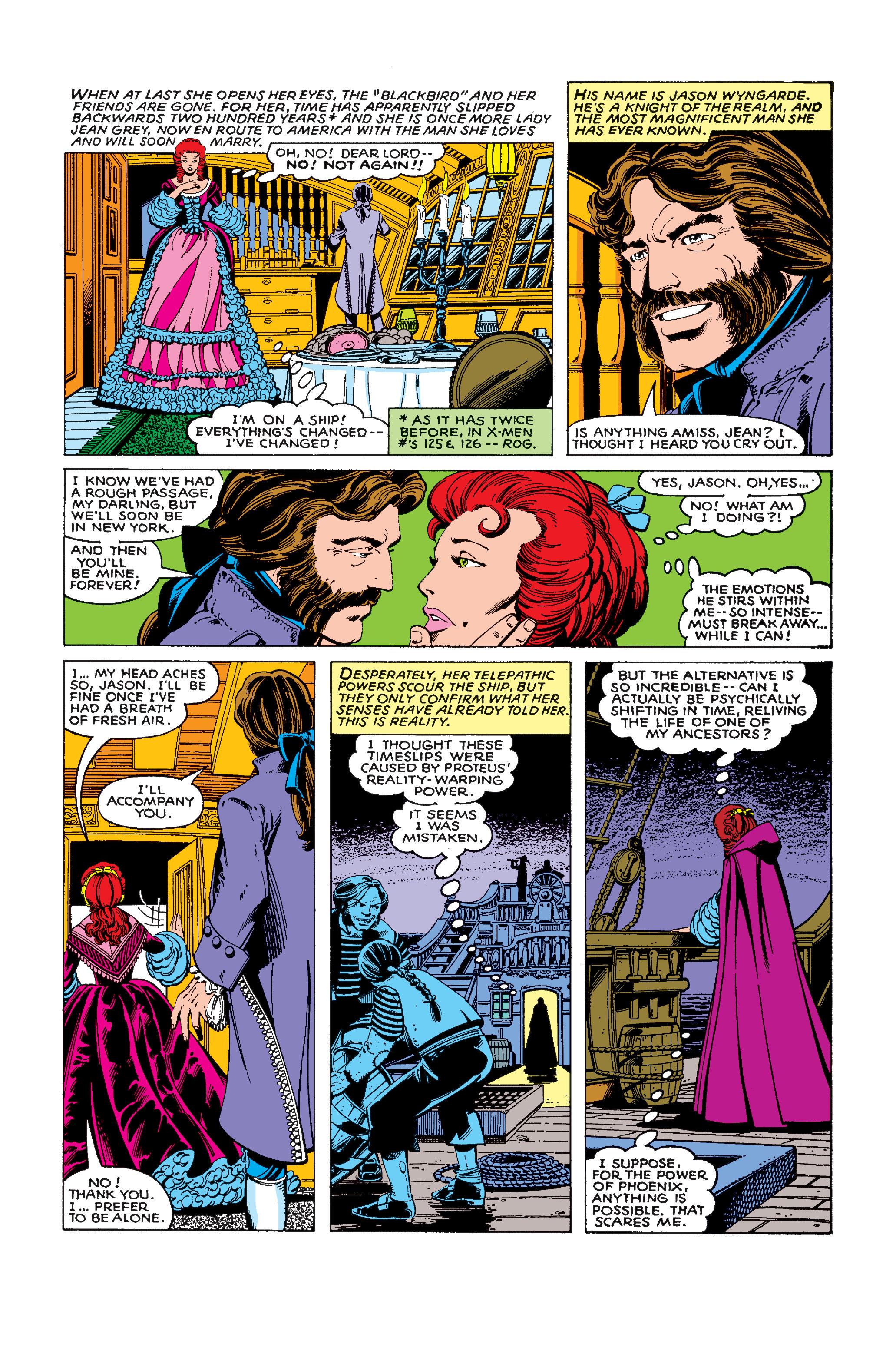 Read online Uncanny X-Men (1963) comic -  Issue #129 - 5