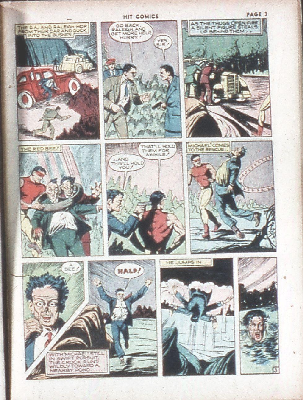 Read online Hit Comics comic -  Issue #7 - 5