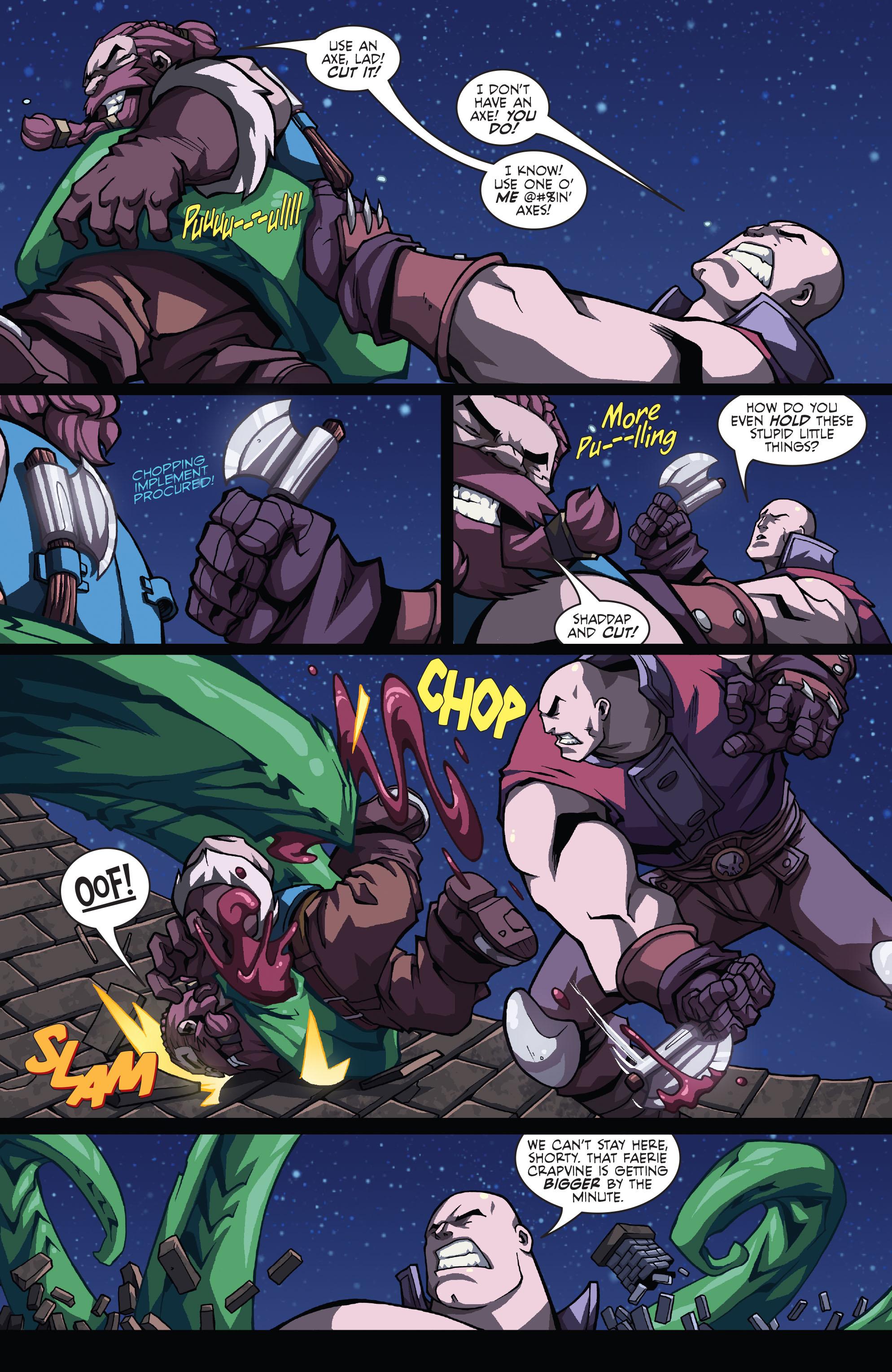 Read online Skullkickers comic -  Issue #11 - 5