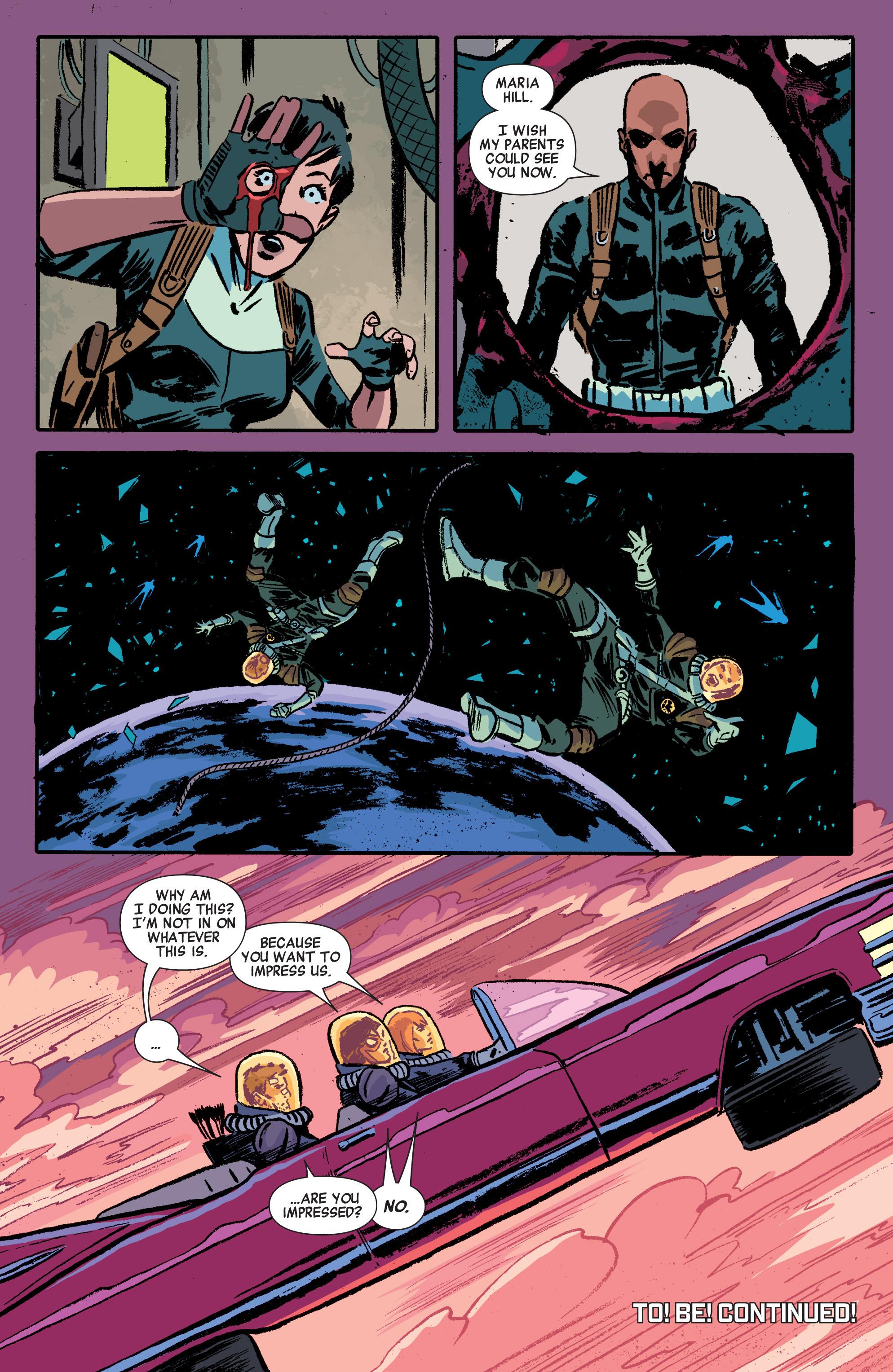 Read online Secret Avengers (2014) comic -  Issue #1 - 22