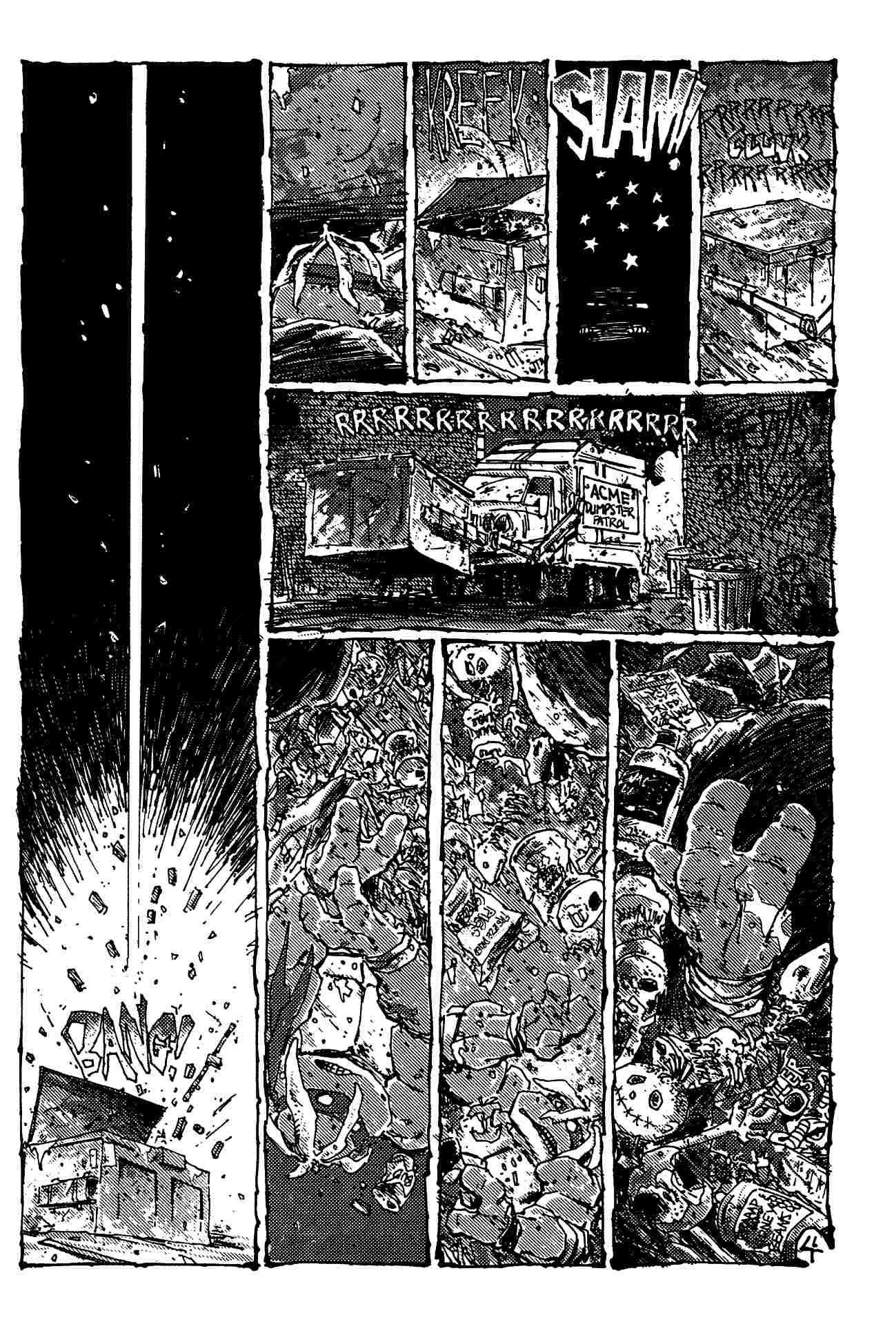 Read online Shell Shock comic -  Issue # Full - 166