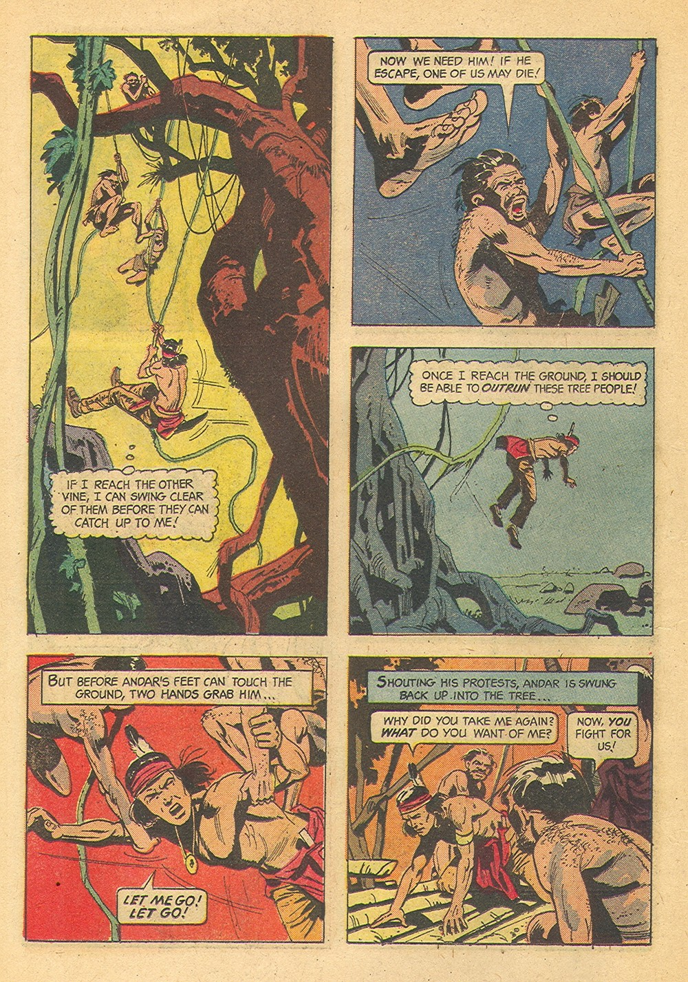 Read online Turok, Son of Stone comic -  Issue #39 - 22