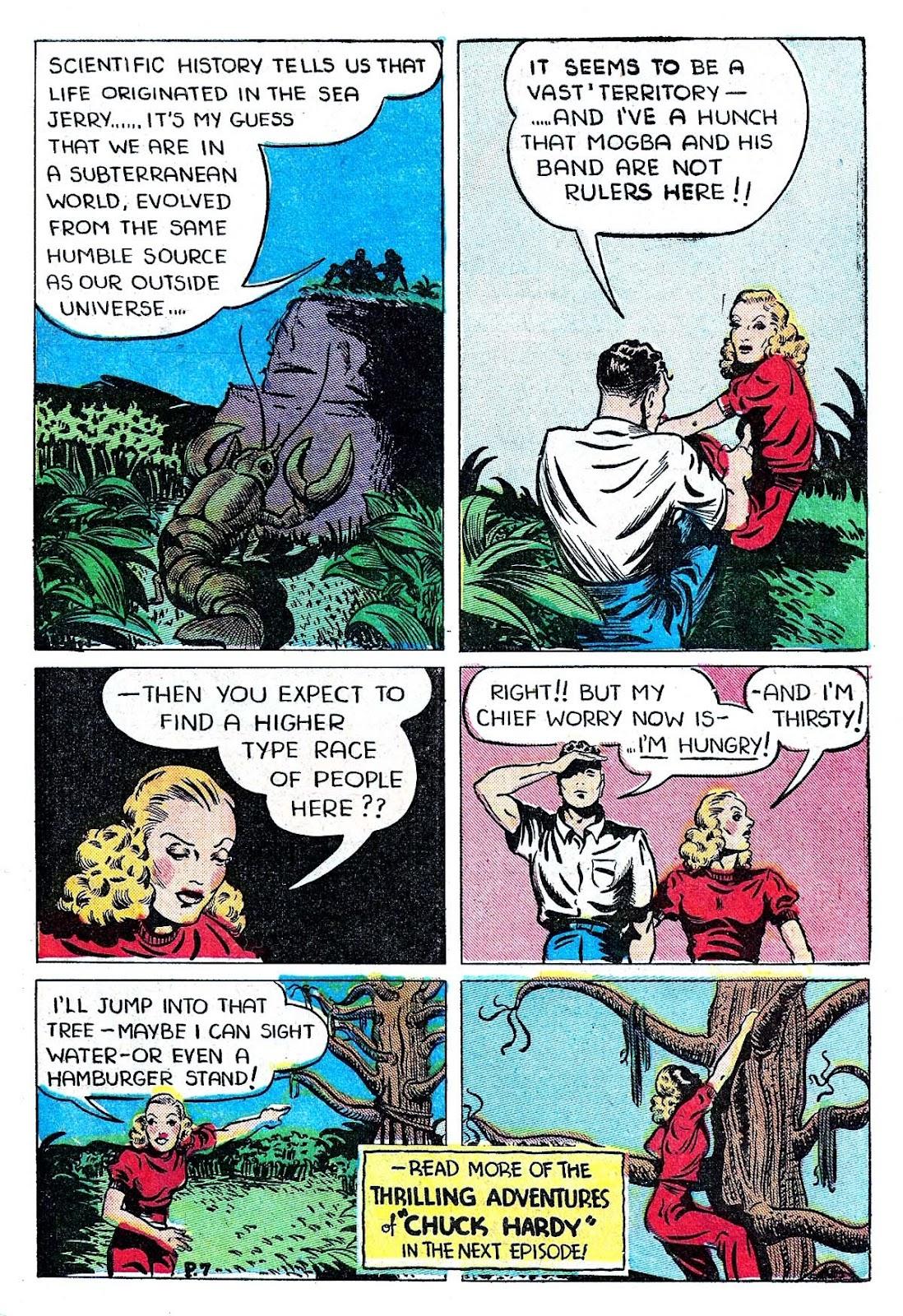 Amazing Man Comics issue 5 - Page 51