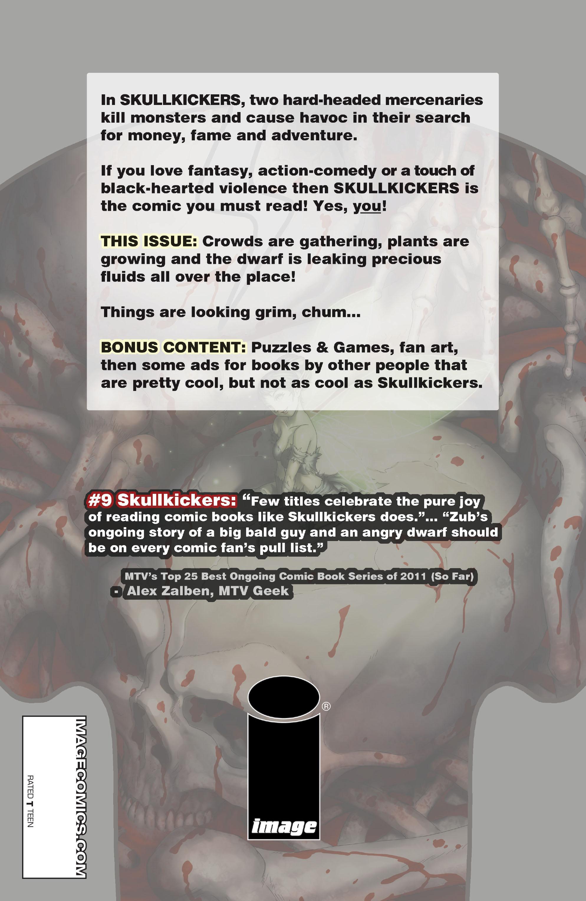 Read online Skullkickers comic -  Issue #10 - 27