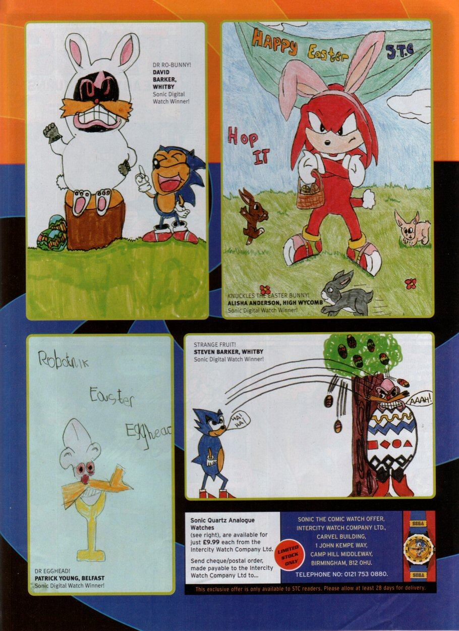 Read online Sonic the Comic comic -  Issue #179 - 10